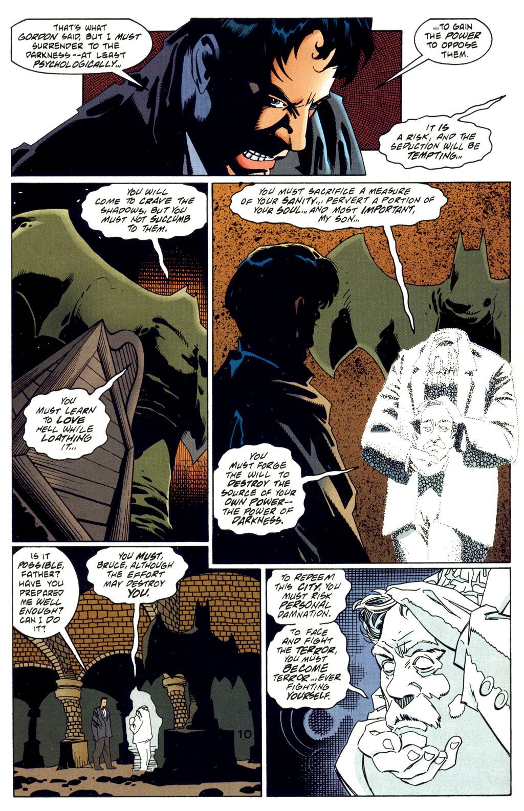 Read online Batman: Haunted Gotham comic -  Issue #2 - 12