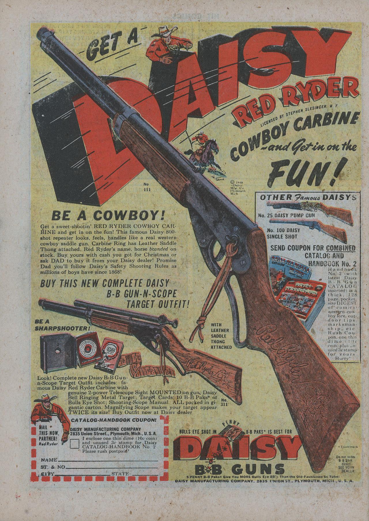 Read online Hit Comics comic -  Issue #63 - 34