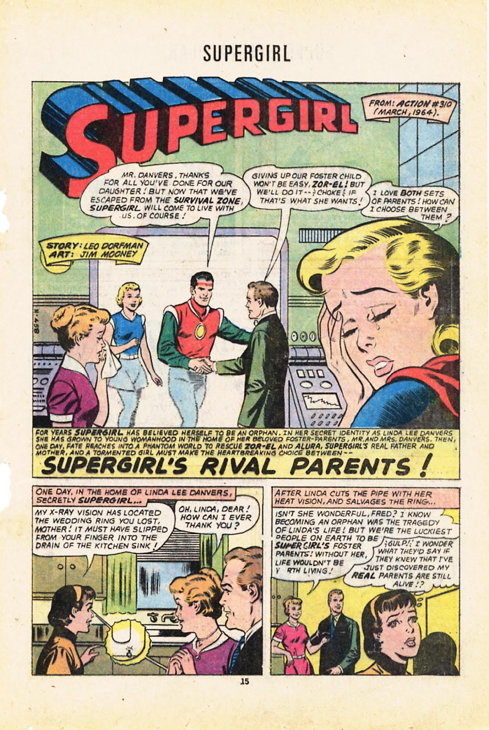 Read online Adventure Comics (1938) comic -  Issue #416 - 15