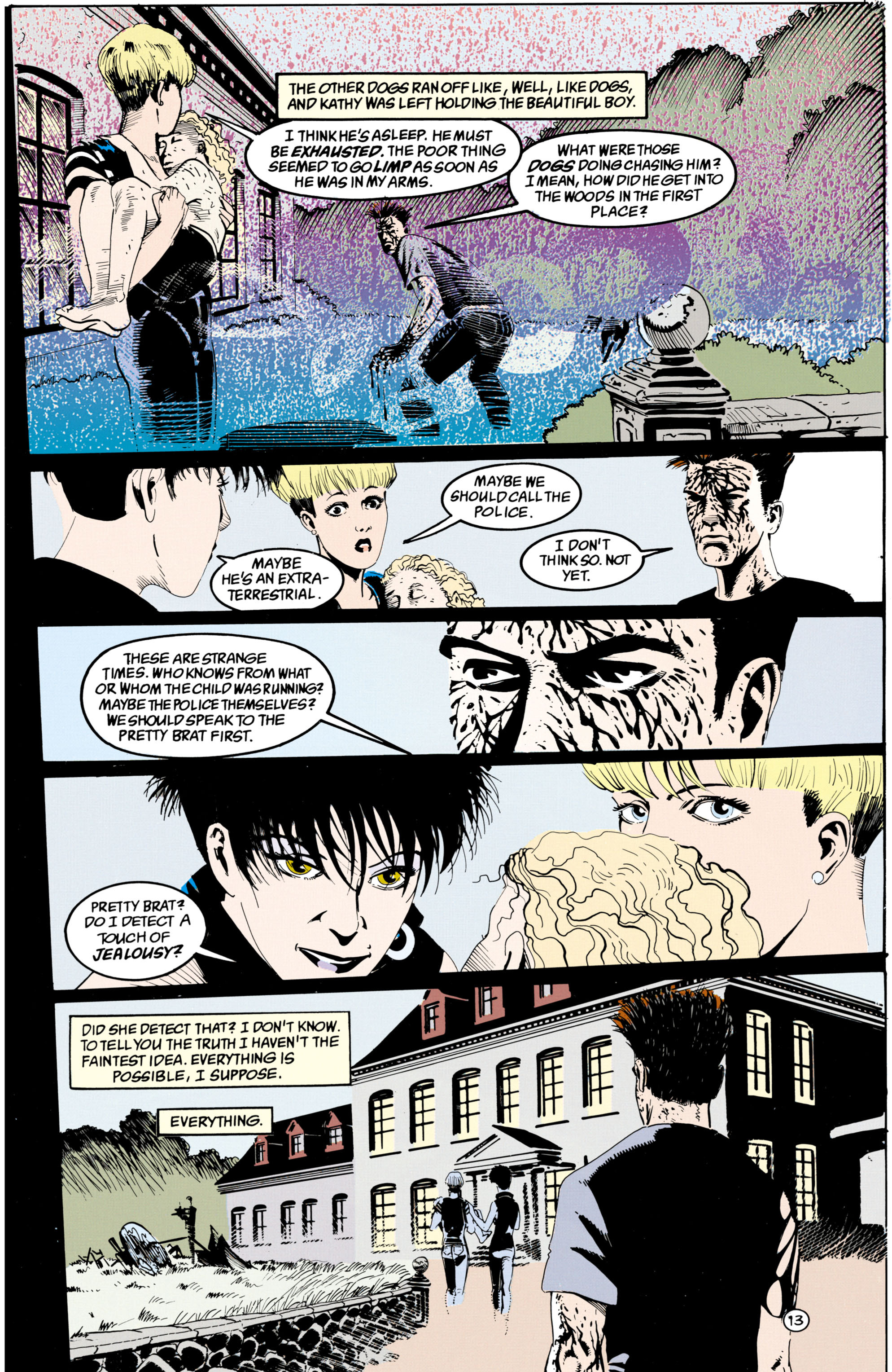 Read online Shade, the Changing Man comic -  Issue #36 - 14