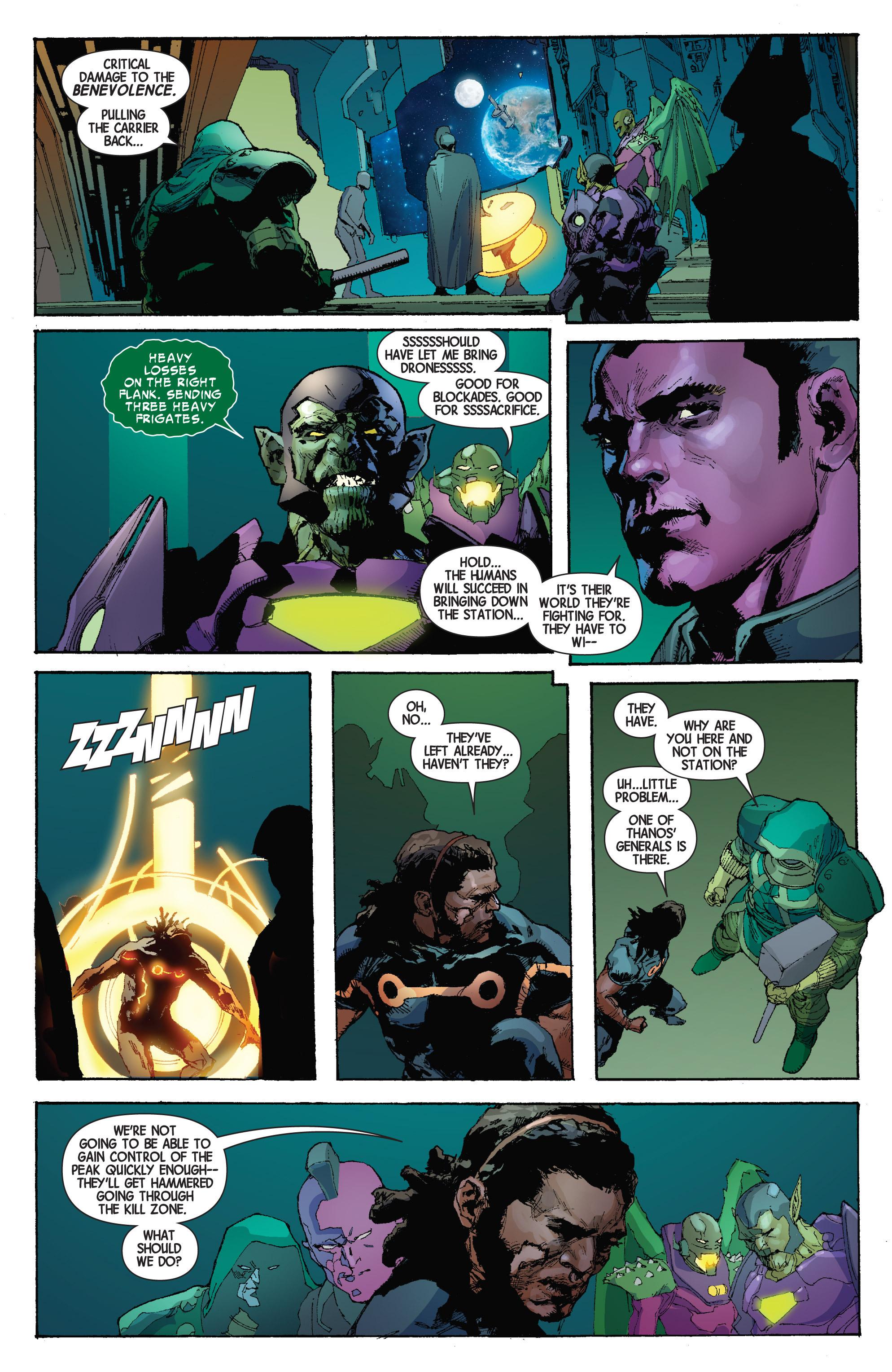 Read online Avengers (2013) comic -  Issue #Avengers (2013) _TPB 4 - 169