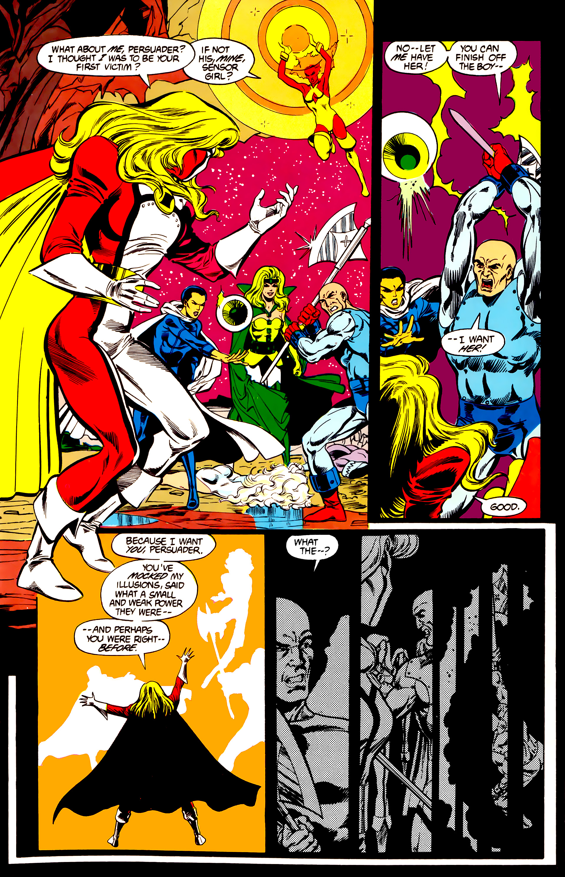 Legion of Super-Heroes (1984) 26 Page 26