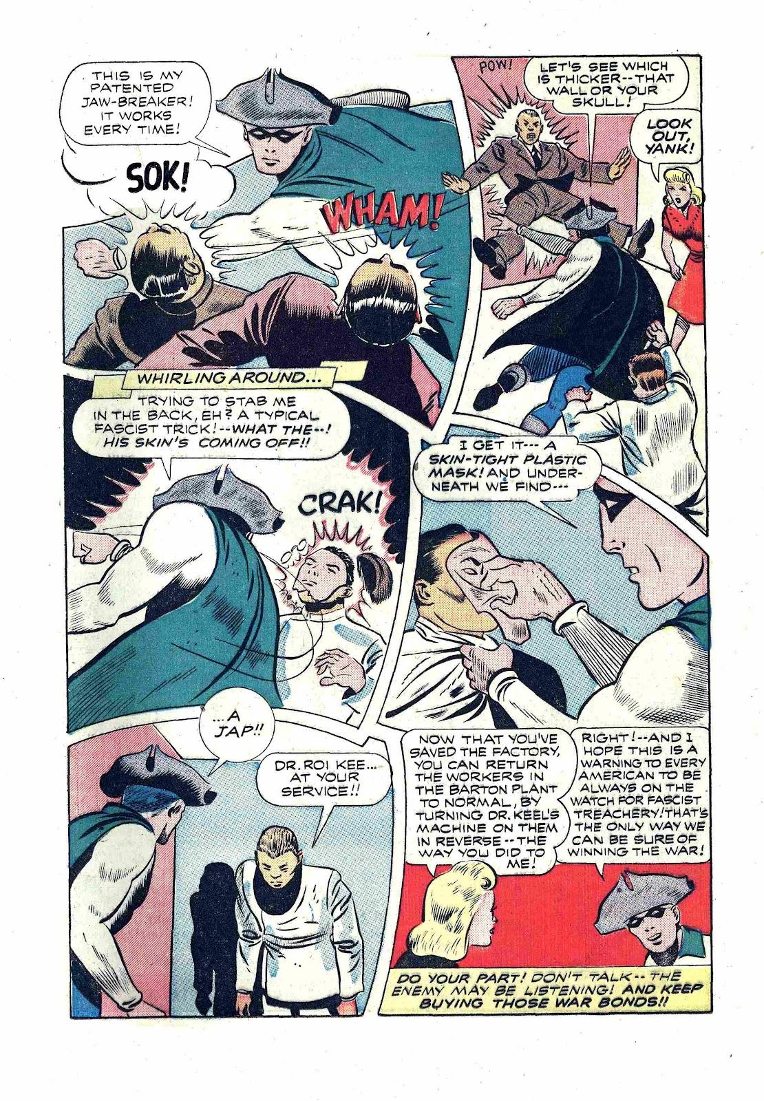 Read online America's Best Comics comic -  Issue #13 - 25