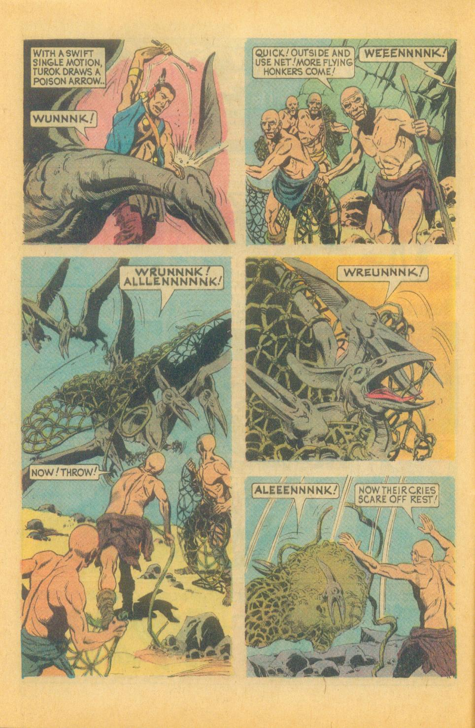 Read online Turok, Son of Stone comic -  Issue #87 - 8