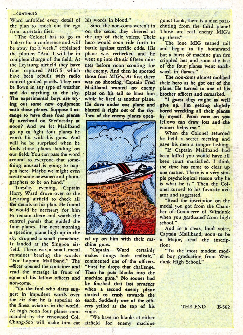 Combat (1952) issue 11 - Page 18