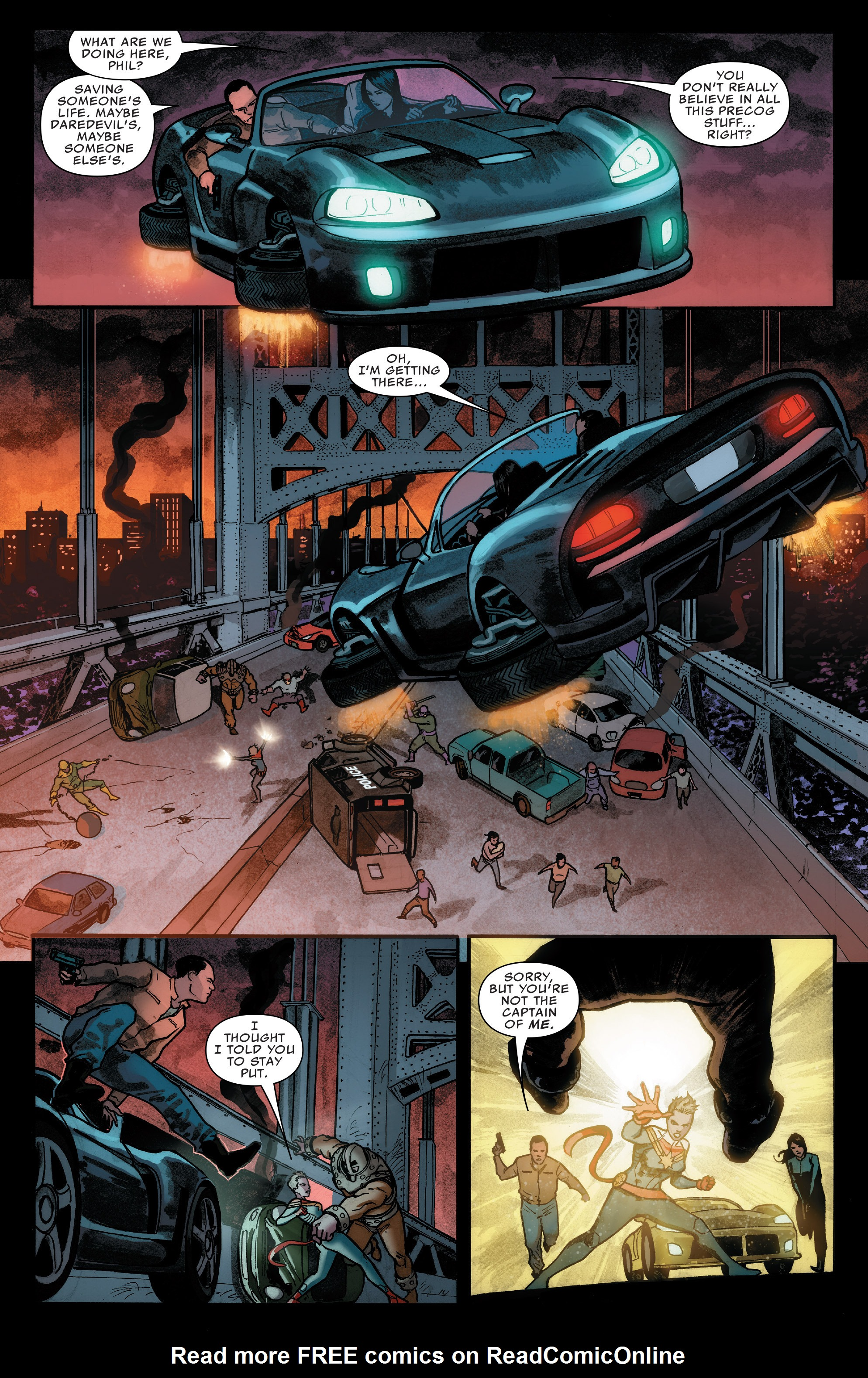 Read online Agents of S.H.I.E.L.D. comic -  Issue #8 - 12
