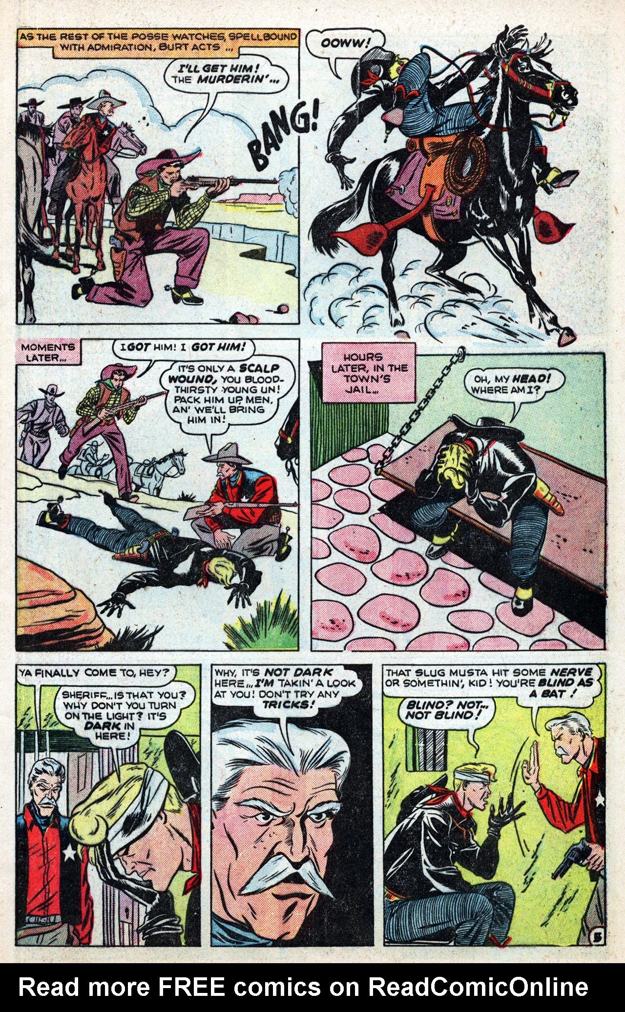 Read online Two-Gun Kid comic -  Issue #4 - 7