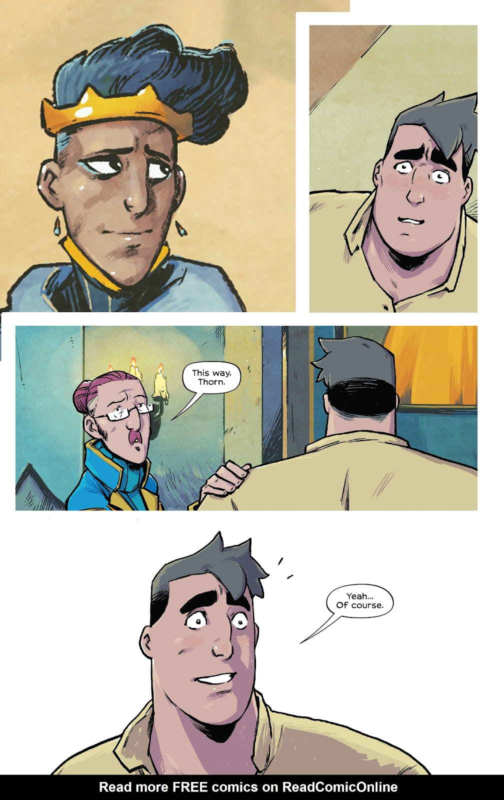 Read online Wynd comic -  Issue #1 - 39