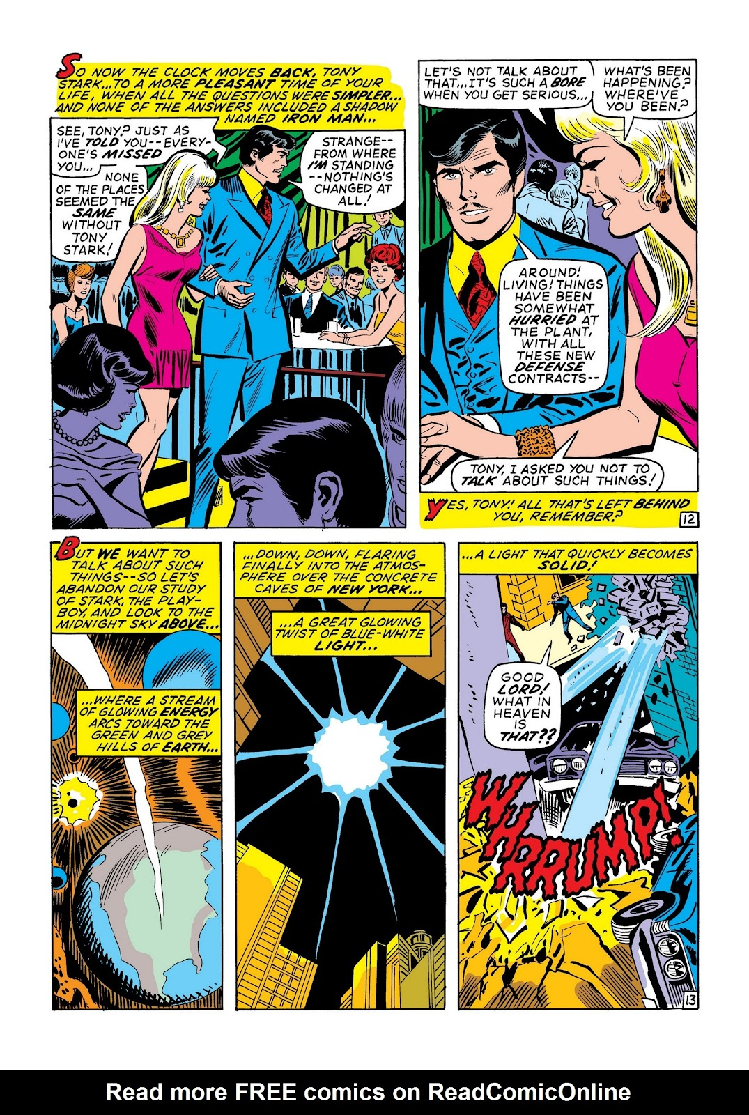 Read online Marvel Masterworks: The Invincible Iron Man comic -  Issue # TPB 7 (Part 3) - 41