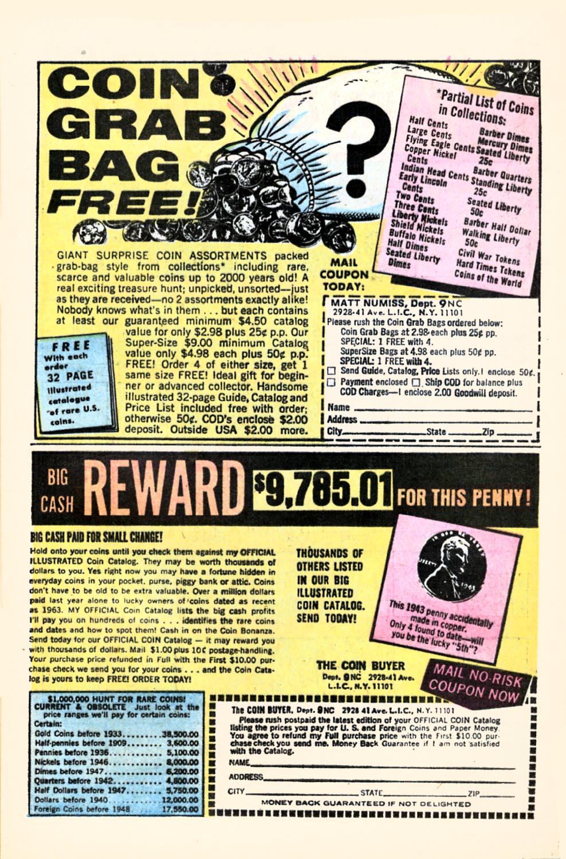 Read online Wonder Woman (1942) comic -  Issue #196 - 25