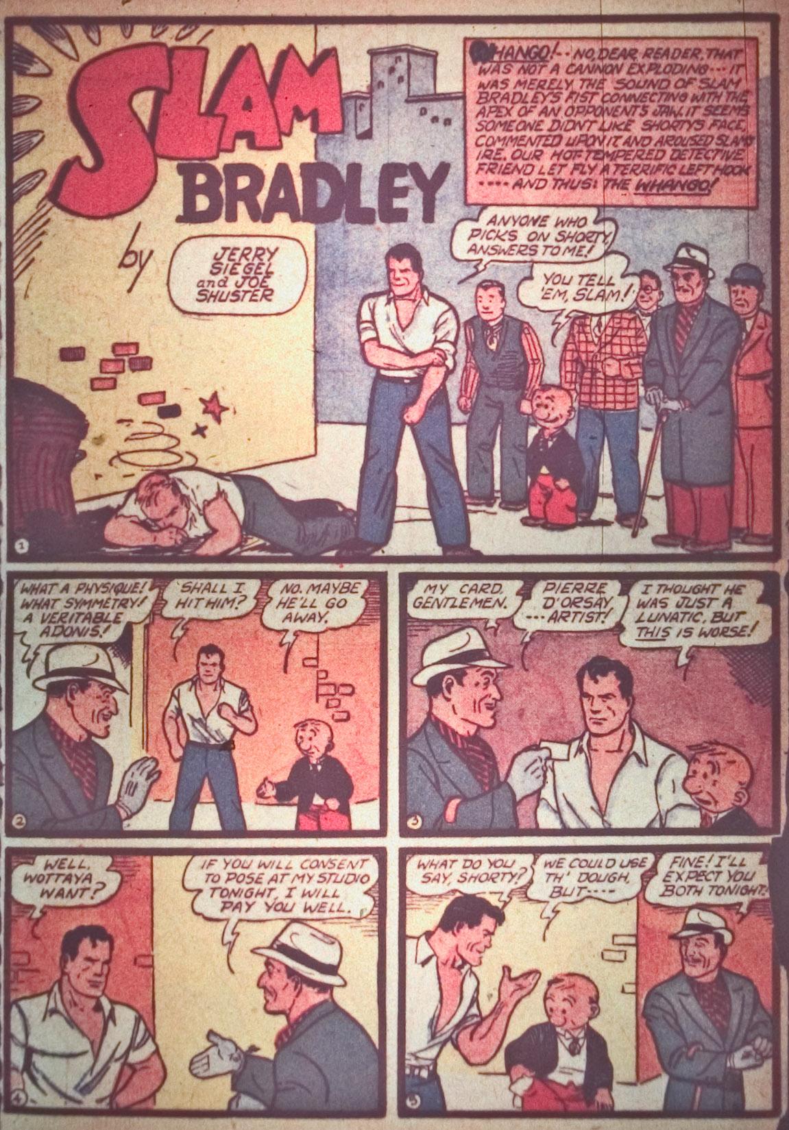 Read online Detective Comics (1937) comic -  Issue #26 - 3