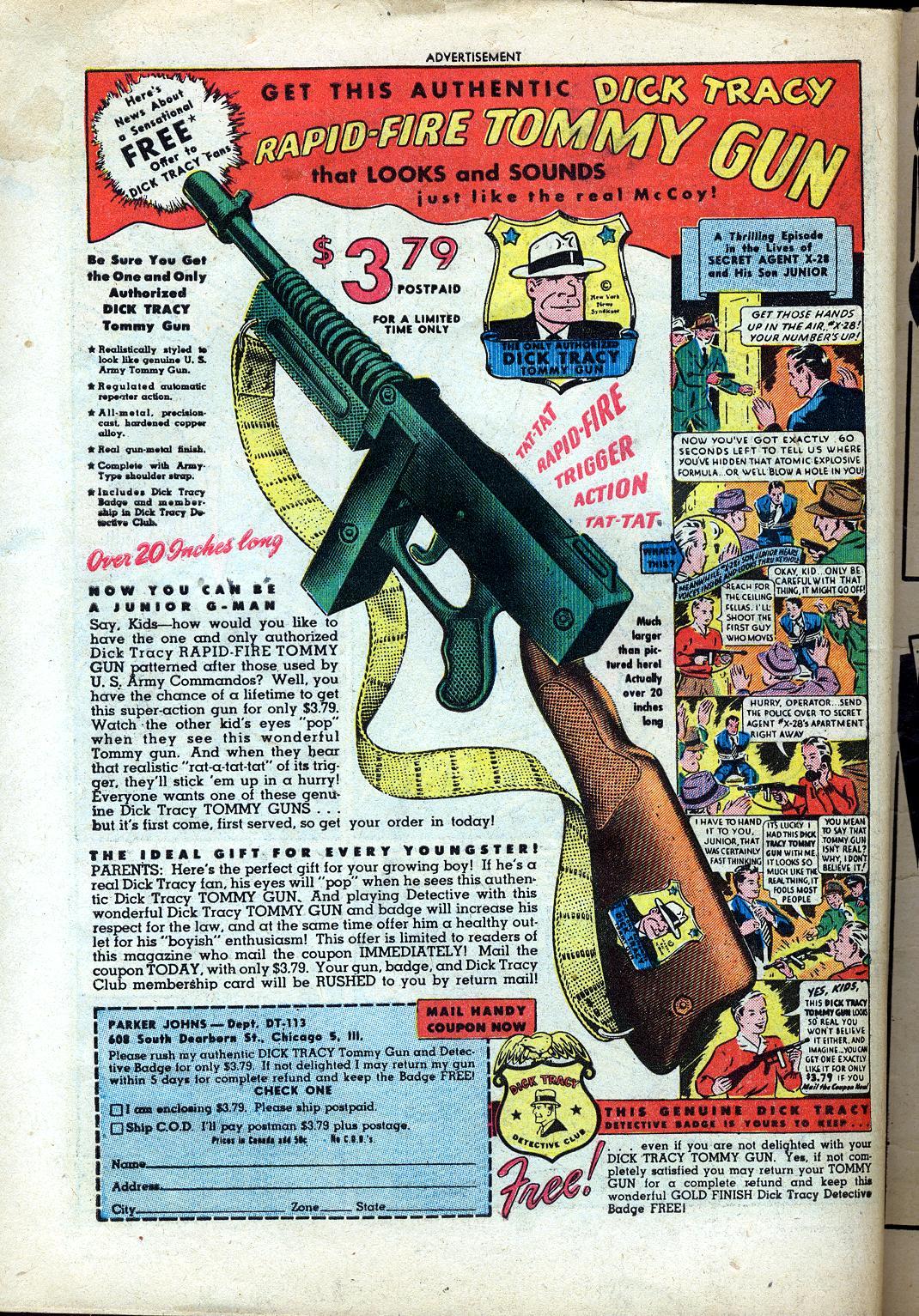 Read online Wonder Woman (1942) comic -  Issue #24 - 50