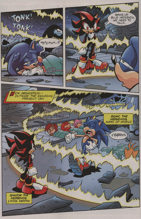 Read online Sonic Universe comic -  Issue #2 - 4