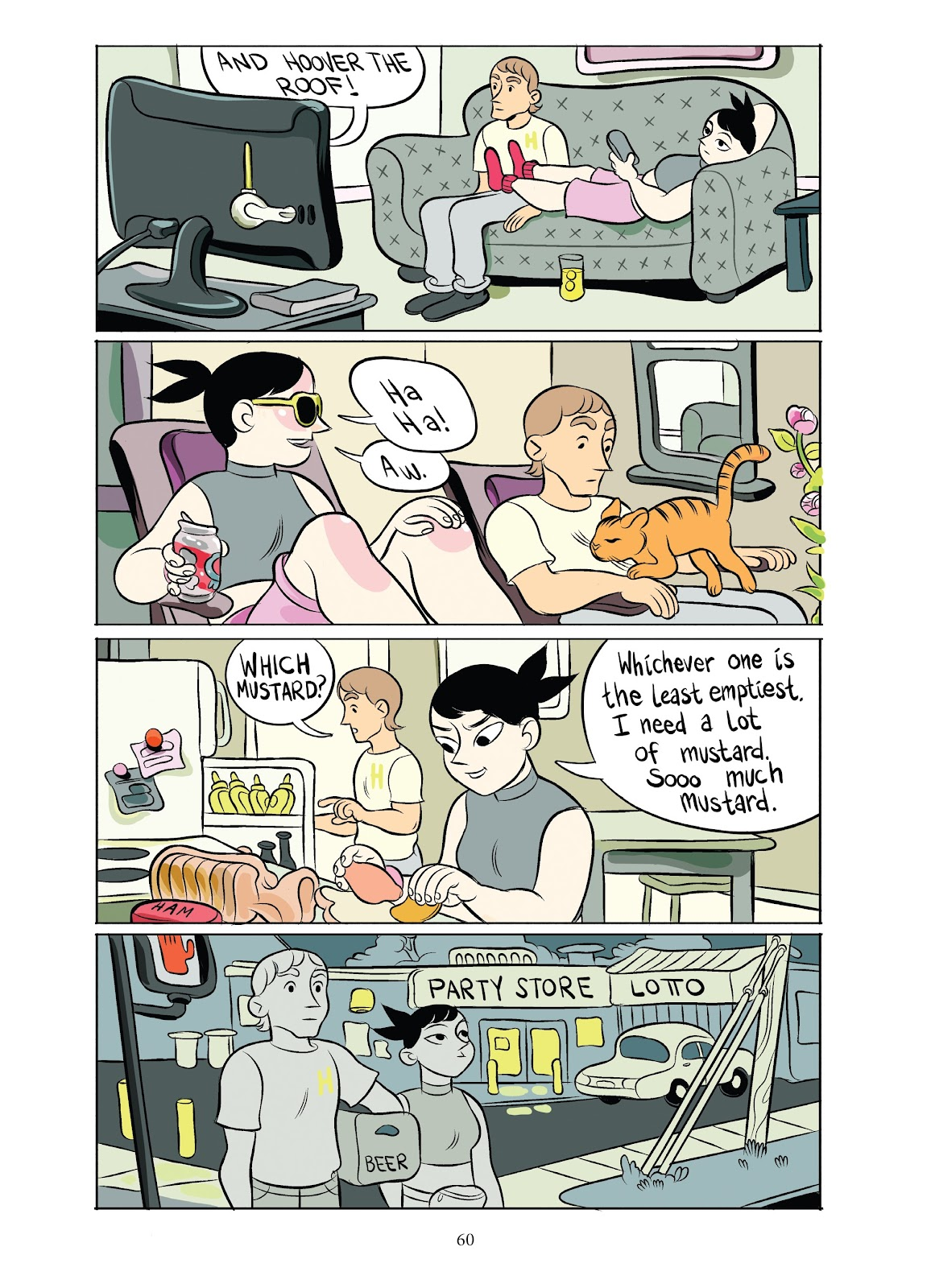 Read online Girl Town comic -  Issue # TPB (Part 1) - 60