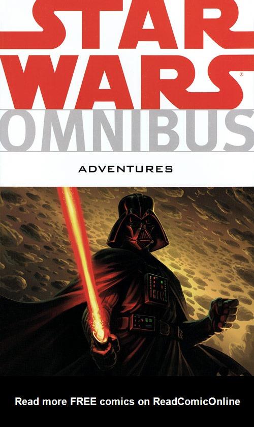 Read online Star Wars Omnibus comic -  Issue # Vol. 33 - 1