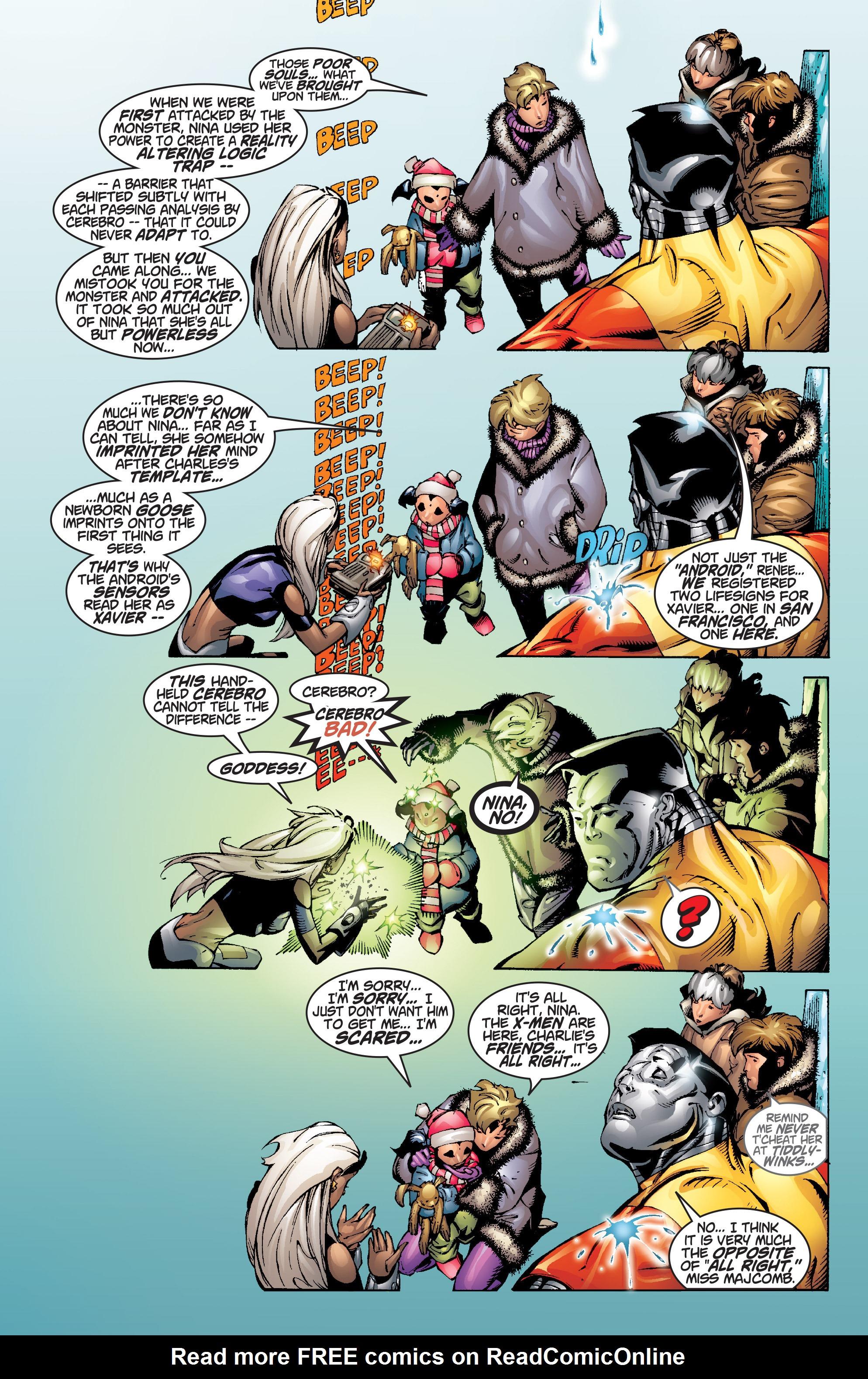 X-Men (1991) 83 Page 9