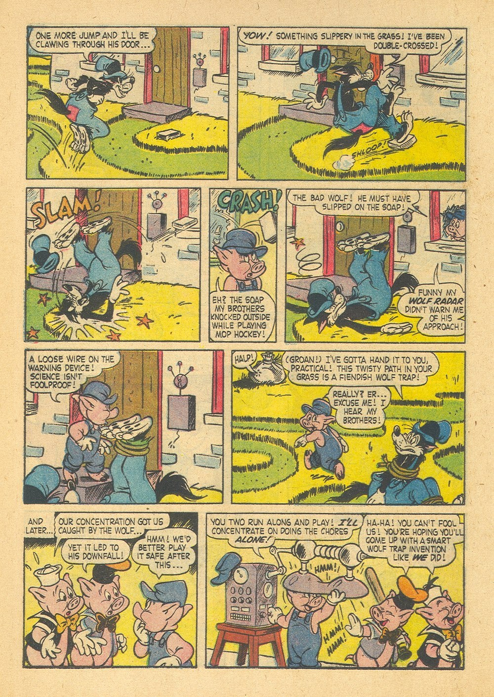 Walt Disneys Chip N Dale issue 19 - Page 20