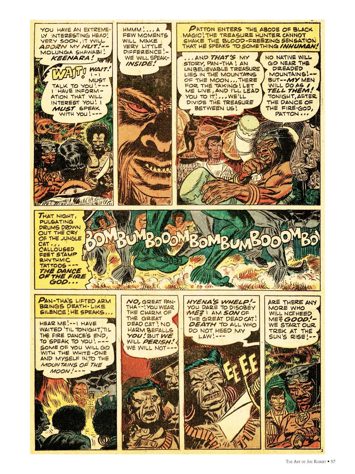 Read online The Art of Joe Kubert comic -  Issue # TPB (Part 1) - 56
