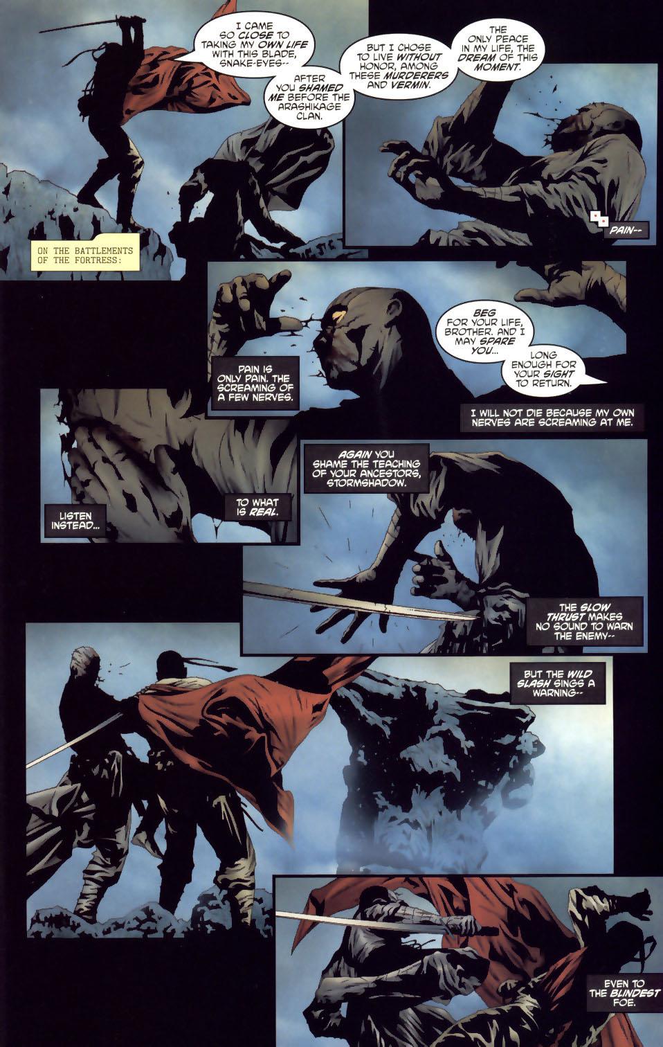 Read online Transformers/G.I. Joe comic -  Issue #2 - 7