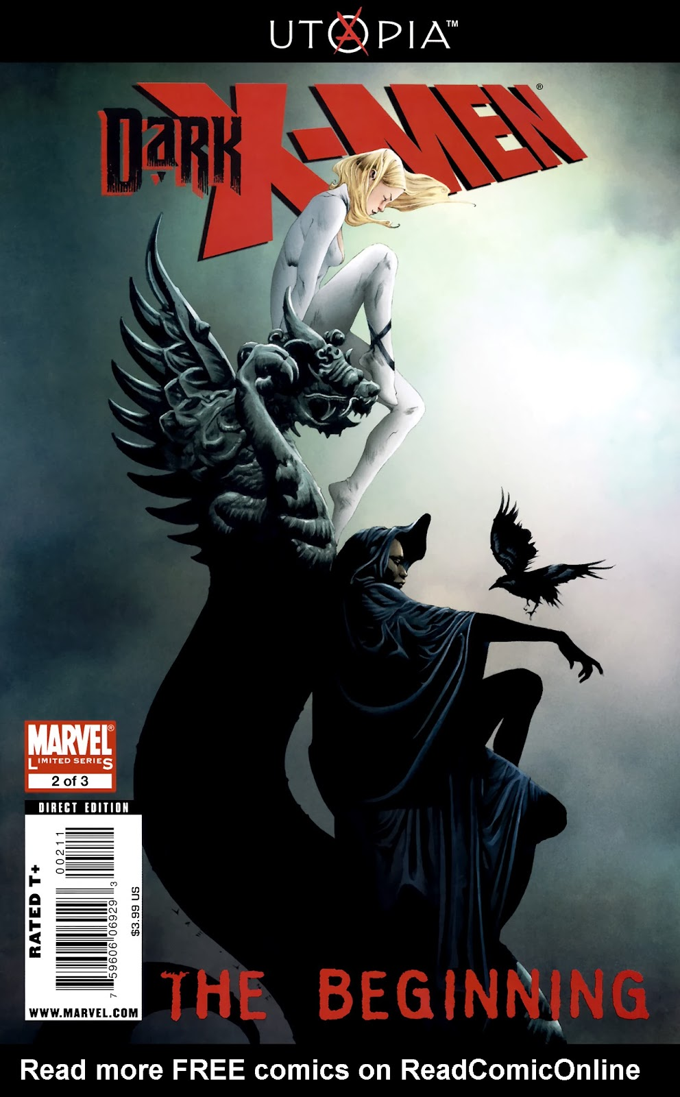 Dark X-Men: The Beginning issue 2 - Page 1