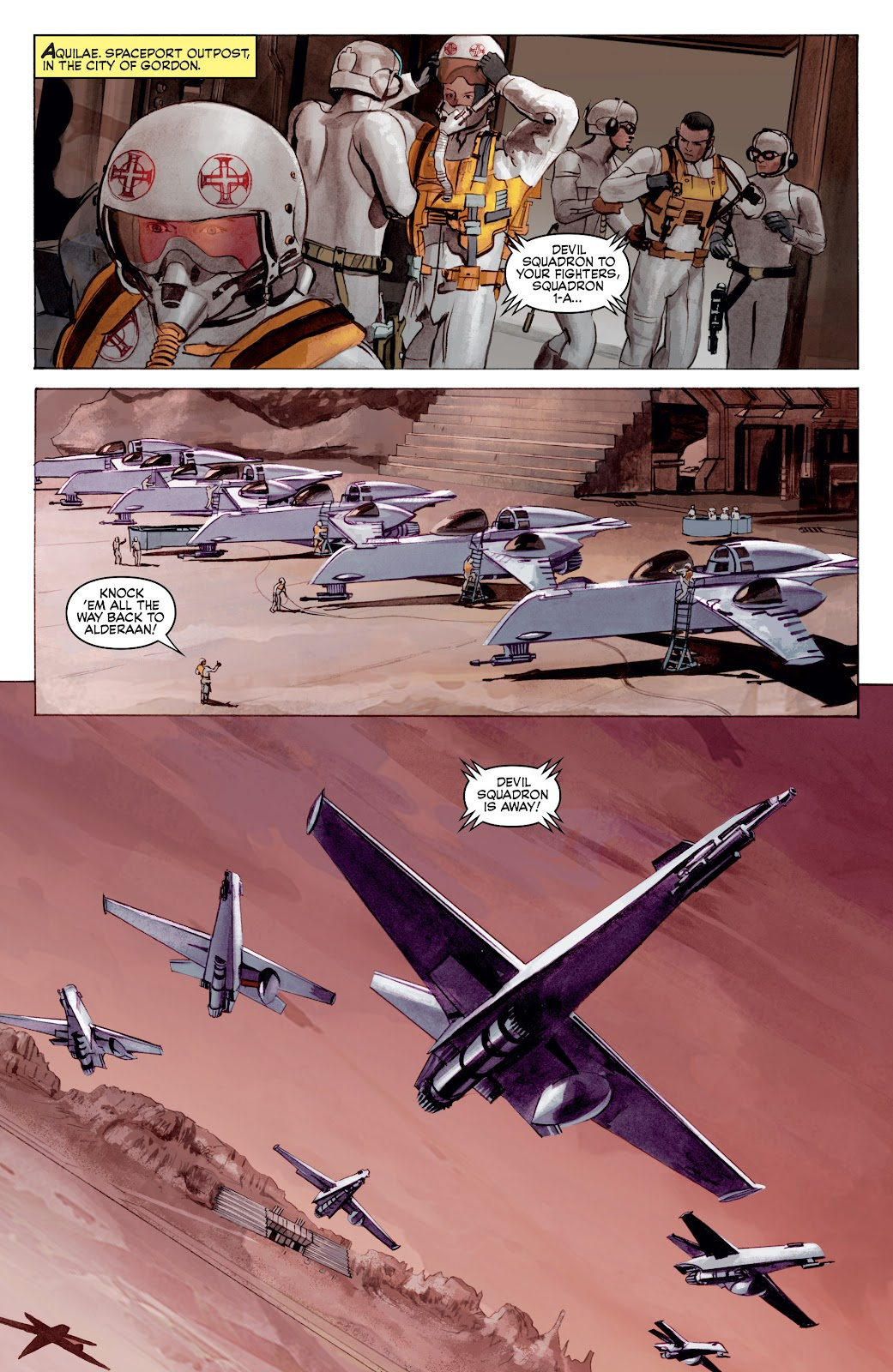 Read online Star Wars Legends: Infinities - Epic Collection comic -  Issue # TPB (Part 4) - 32