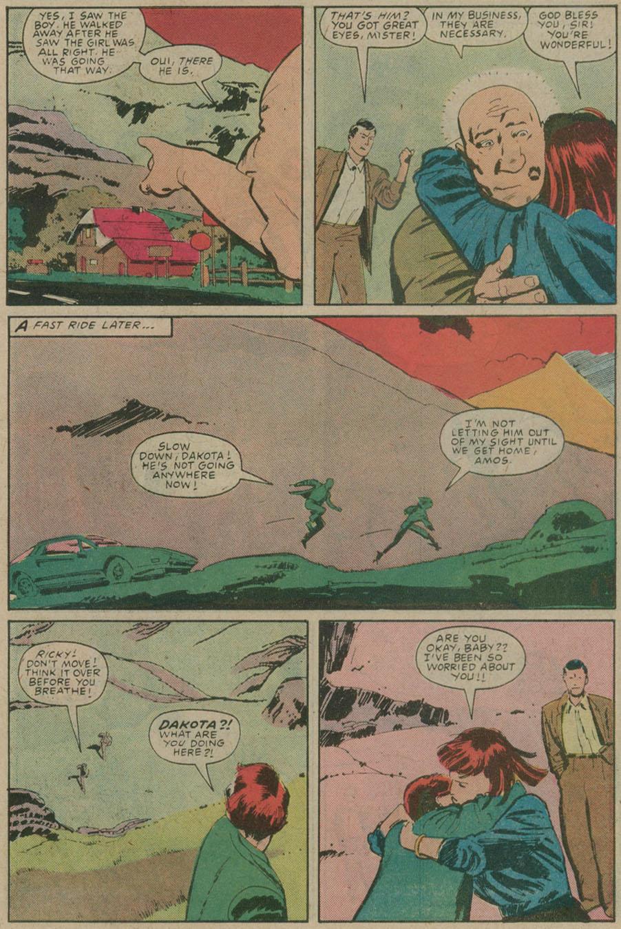Read online Dakota North comic -  Issue #4 - 19
