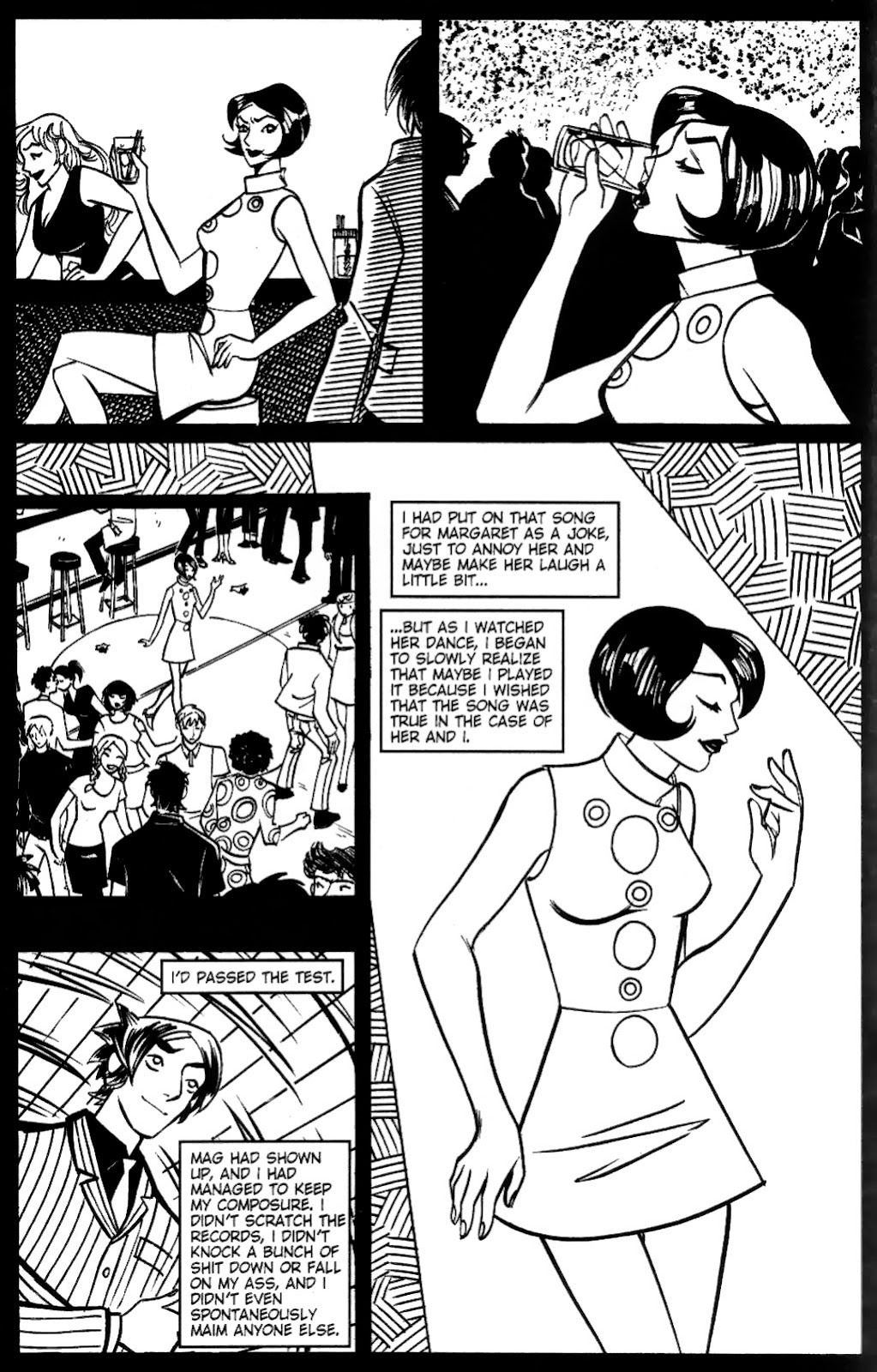 Read online Scooter Girl comic -  Issue #5 - 18