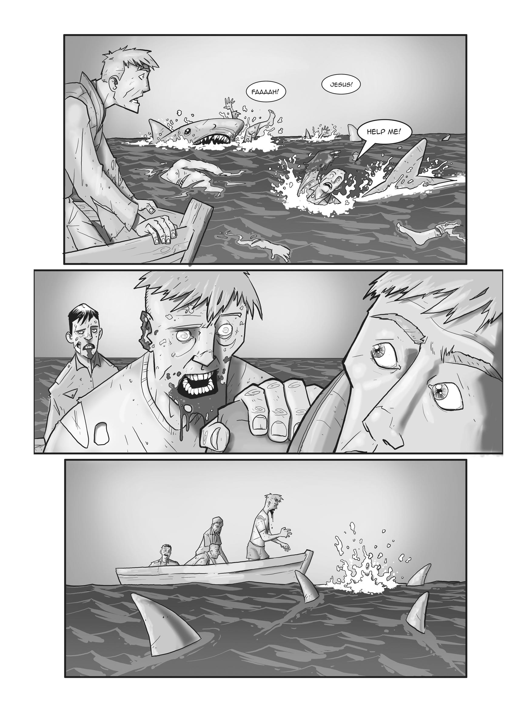 Read online FUBAR comic -  Issue #2 - 94