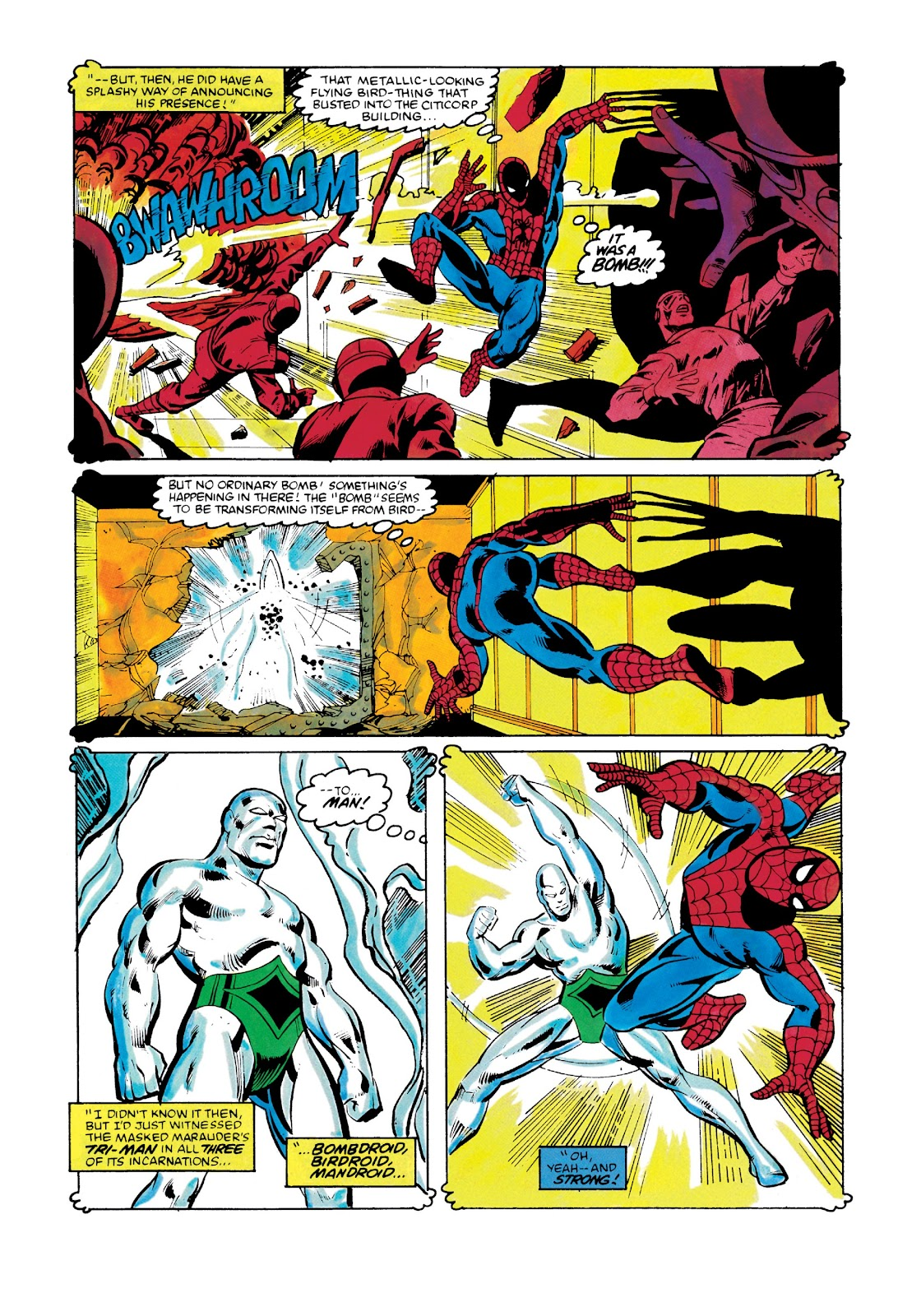 Read online Marvel Masterworks: The Spectacular Spider-Man comic -  Issue # TPB 2 (Part 3) - 108