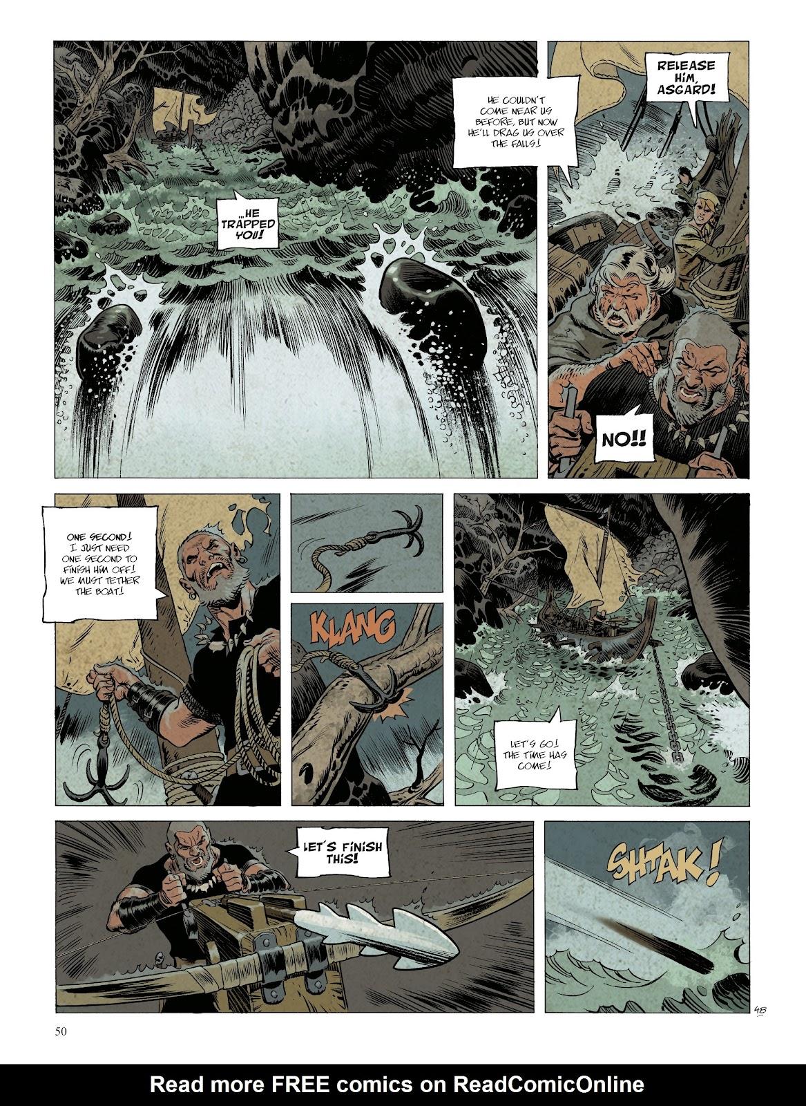 Read online Asgard comic -  Issue #1 - 52