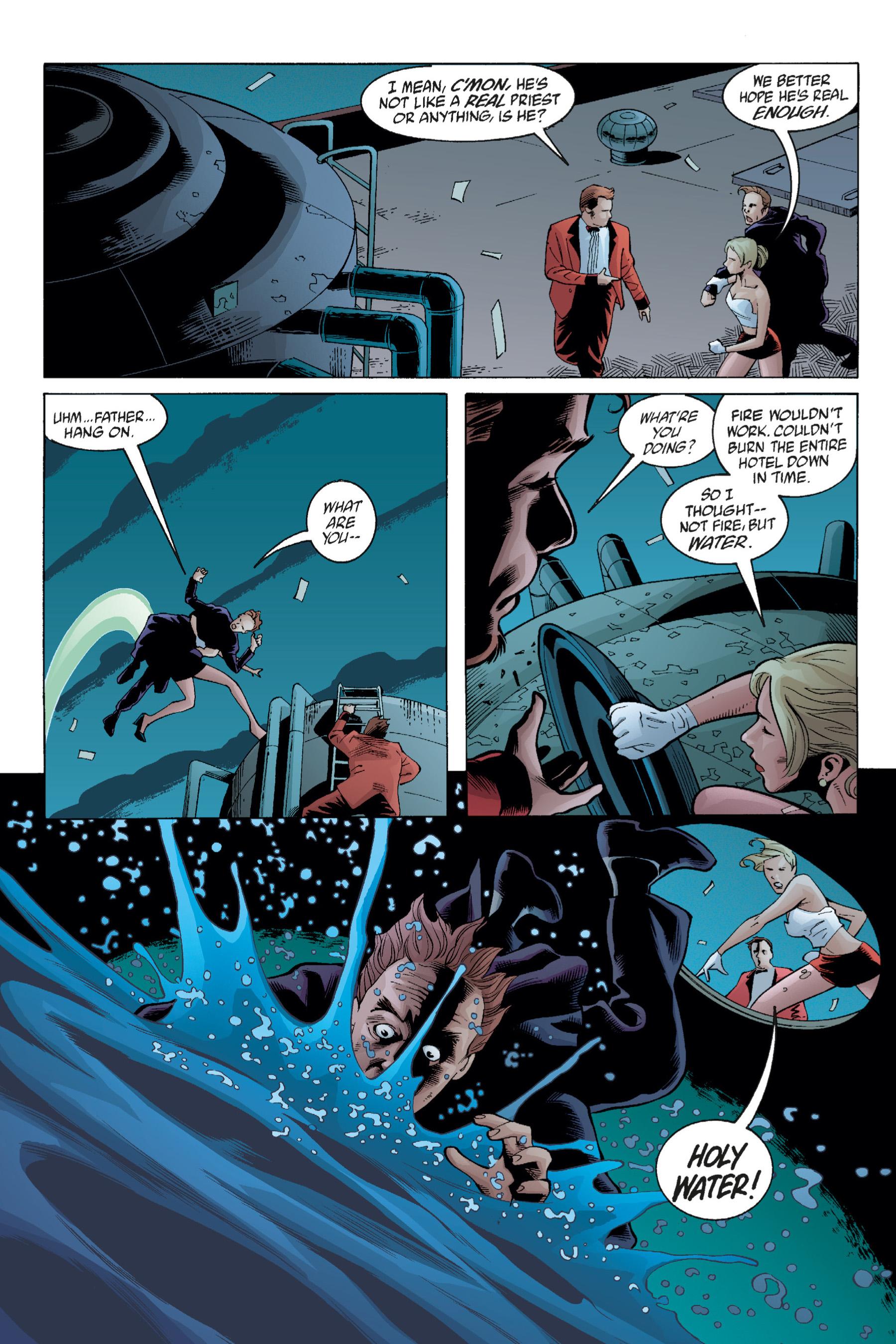 Read online Buffy the Vampire Slayer: Omnibus comic -  Issue # TPB 1 - 185