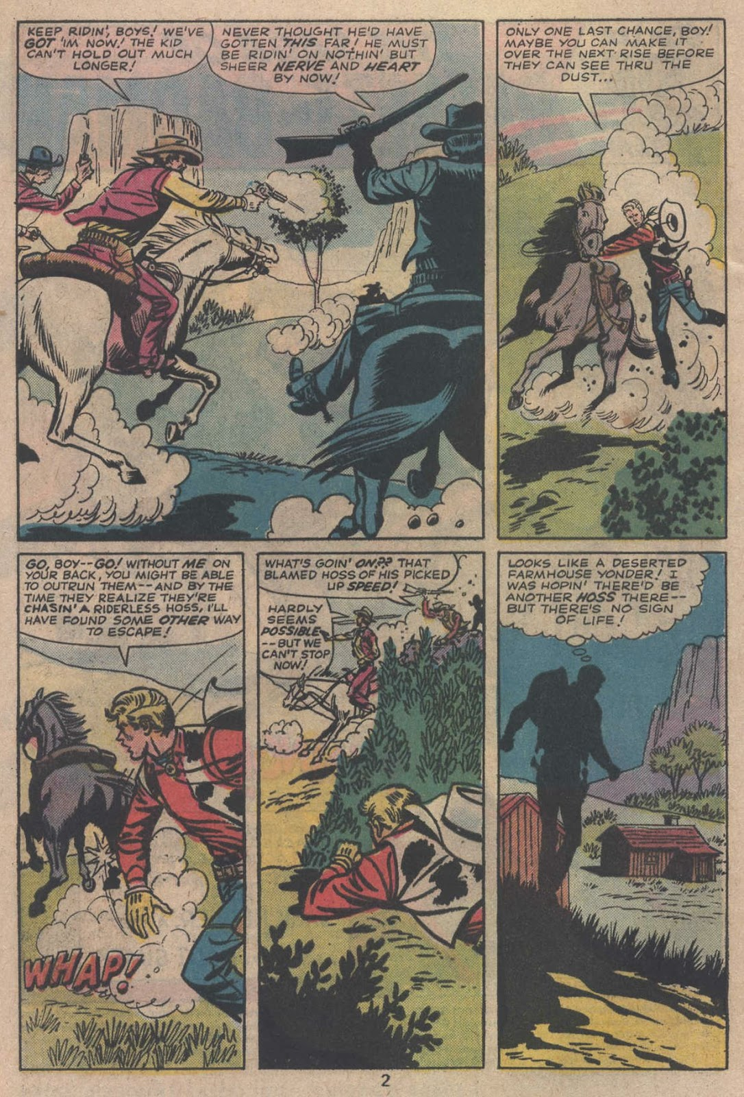 Kid Colt Outlaw issue 195 - Page 4