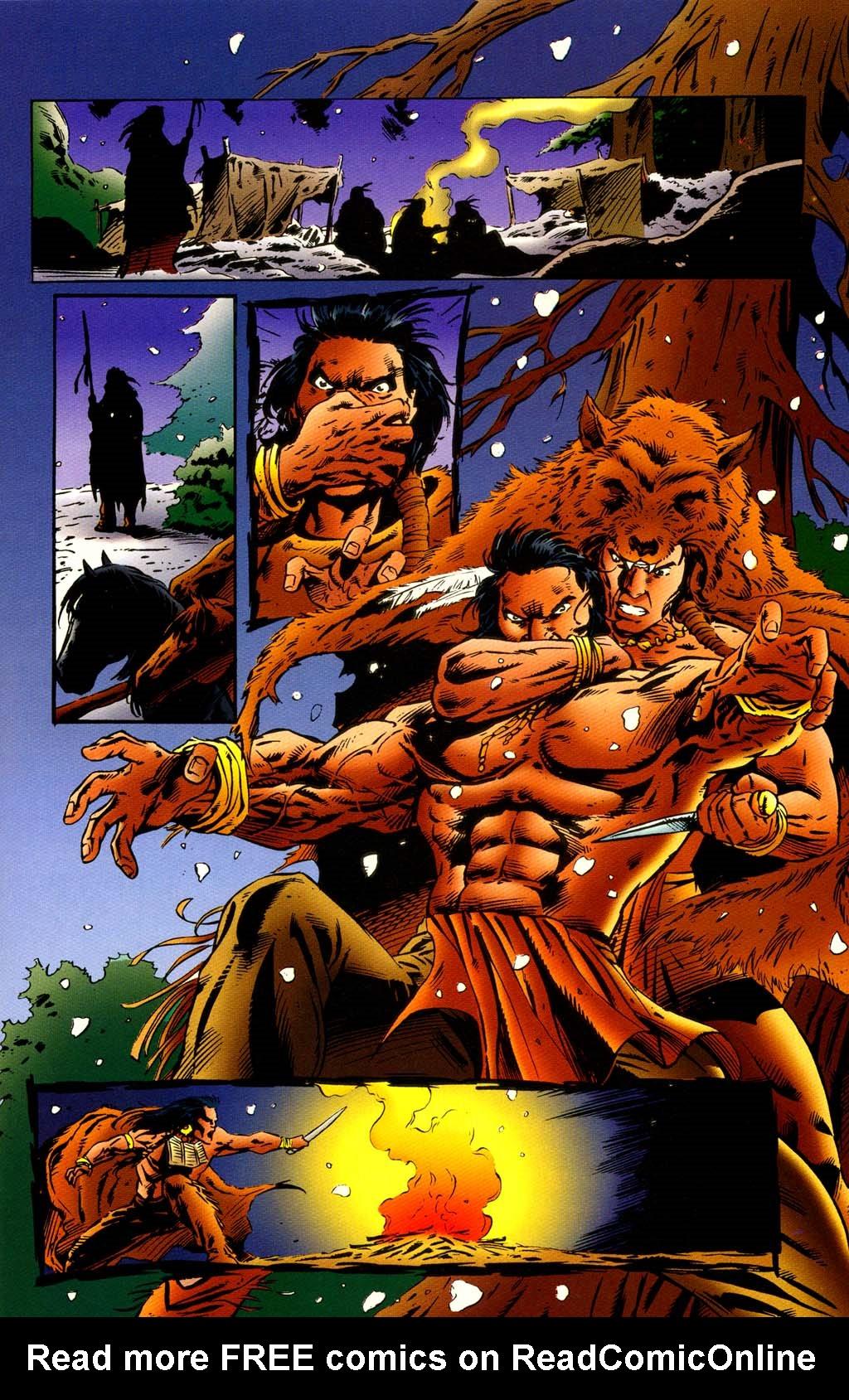 Read online Turok, Dinosaur Hunter (1993) comic -  Issue #44 - 8