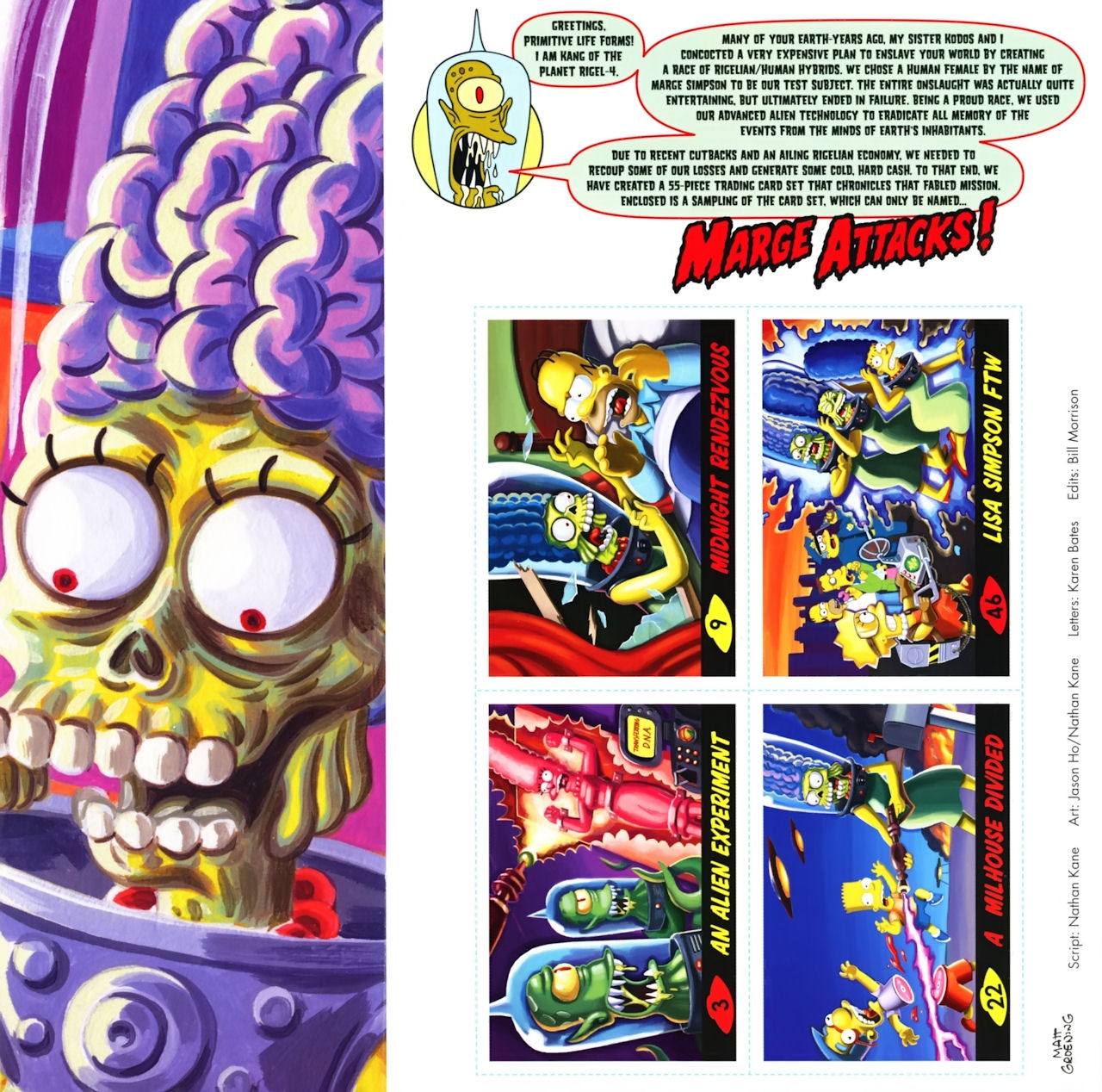 Read online Treehouse of Horror comic -  Issue #16 - 54