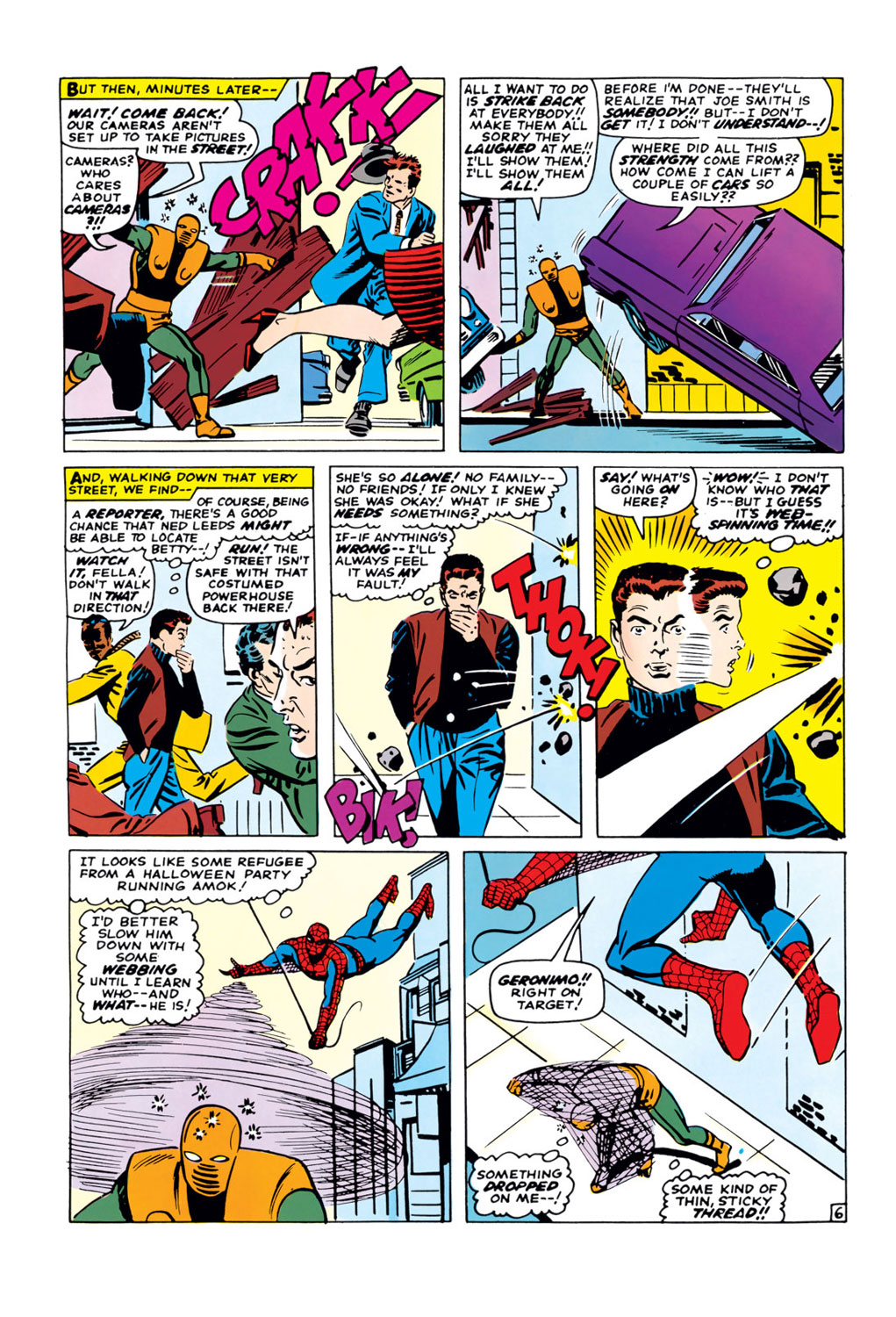The Amazing Spider-Man (1963) 38 Page 6