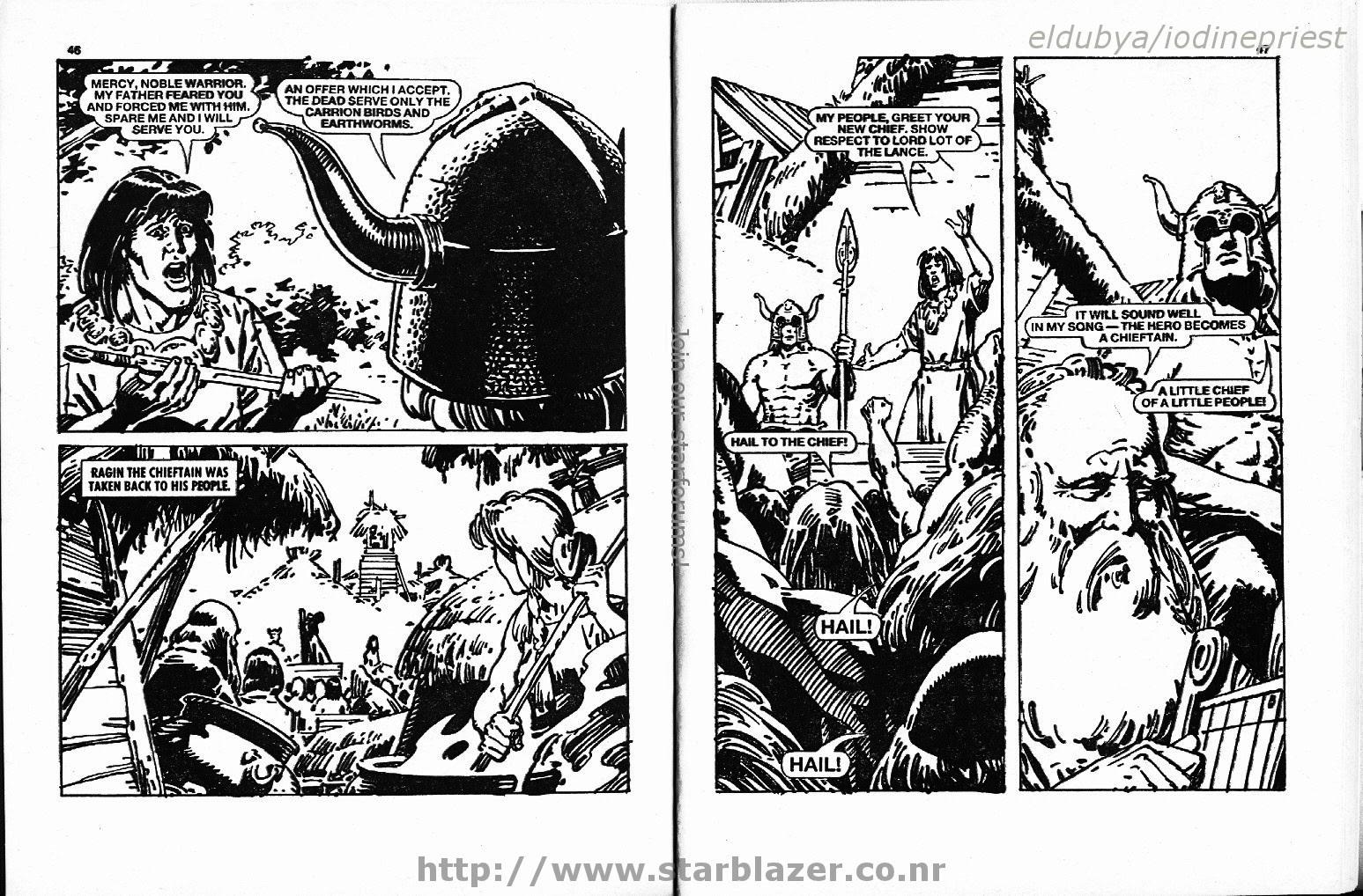 Starblazer issue 281 - Page 25