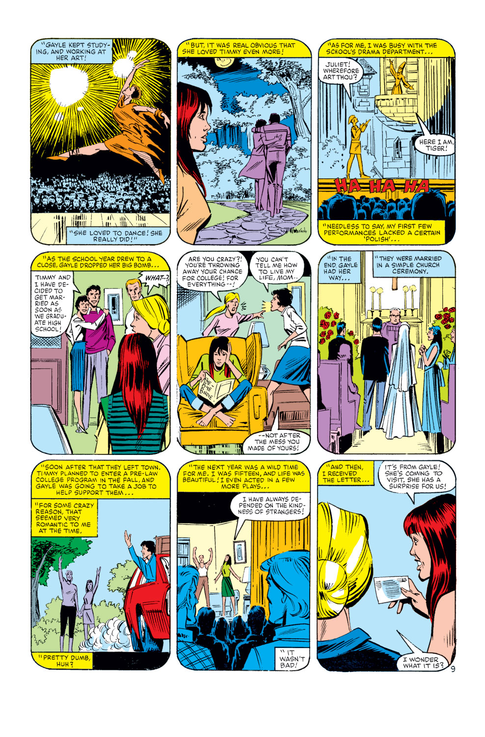 The Amazing Spider-Man (1963) 259 Page 9