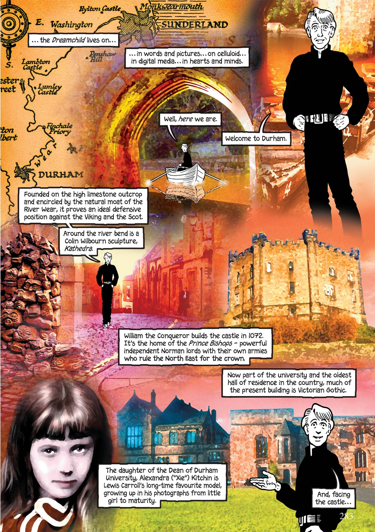 Read online Alice in Sunderland comic -  Issue # Full - 287