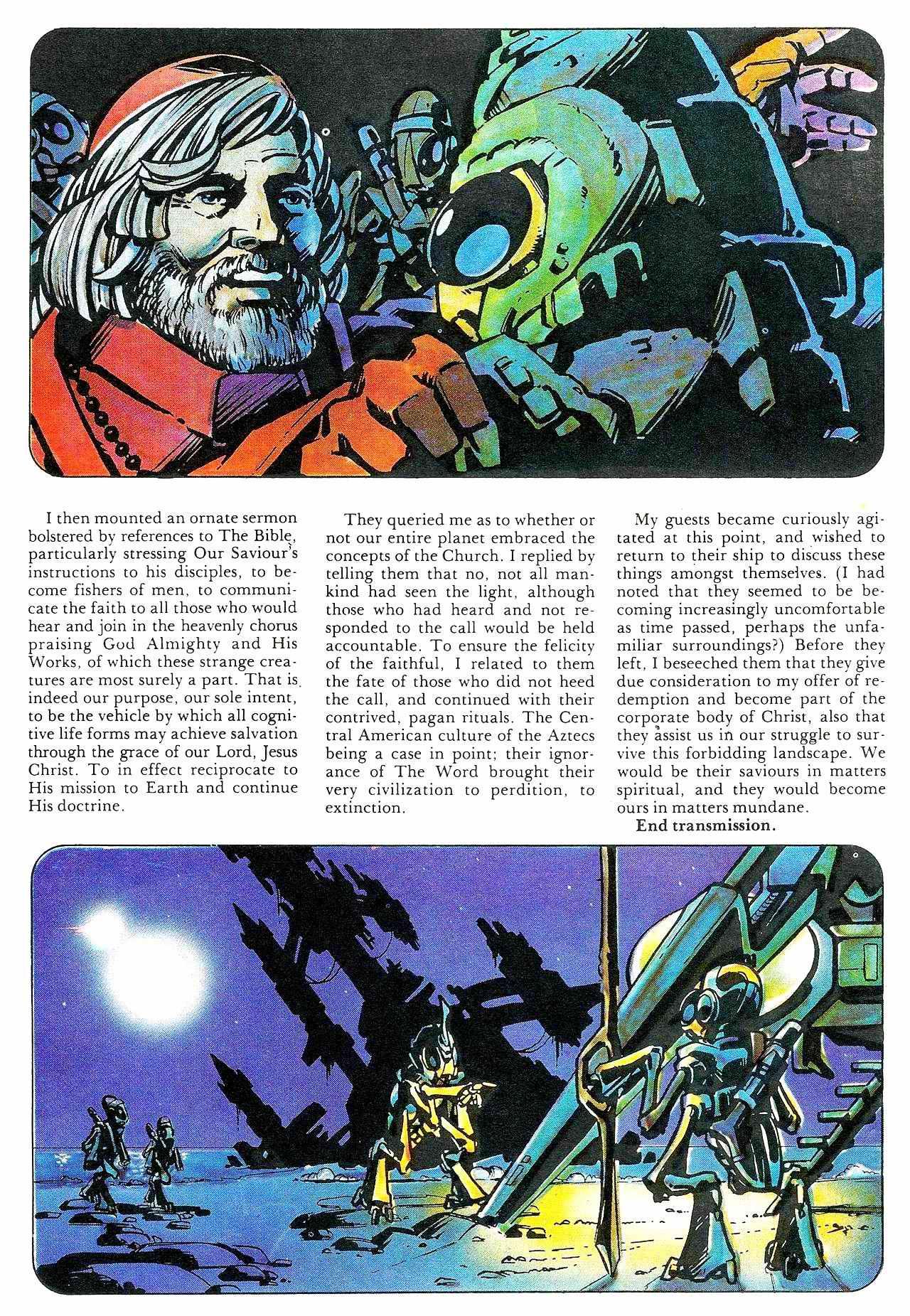Read online Star*Reach comic -  Issue #14 - 24