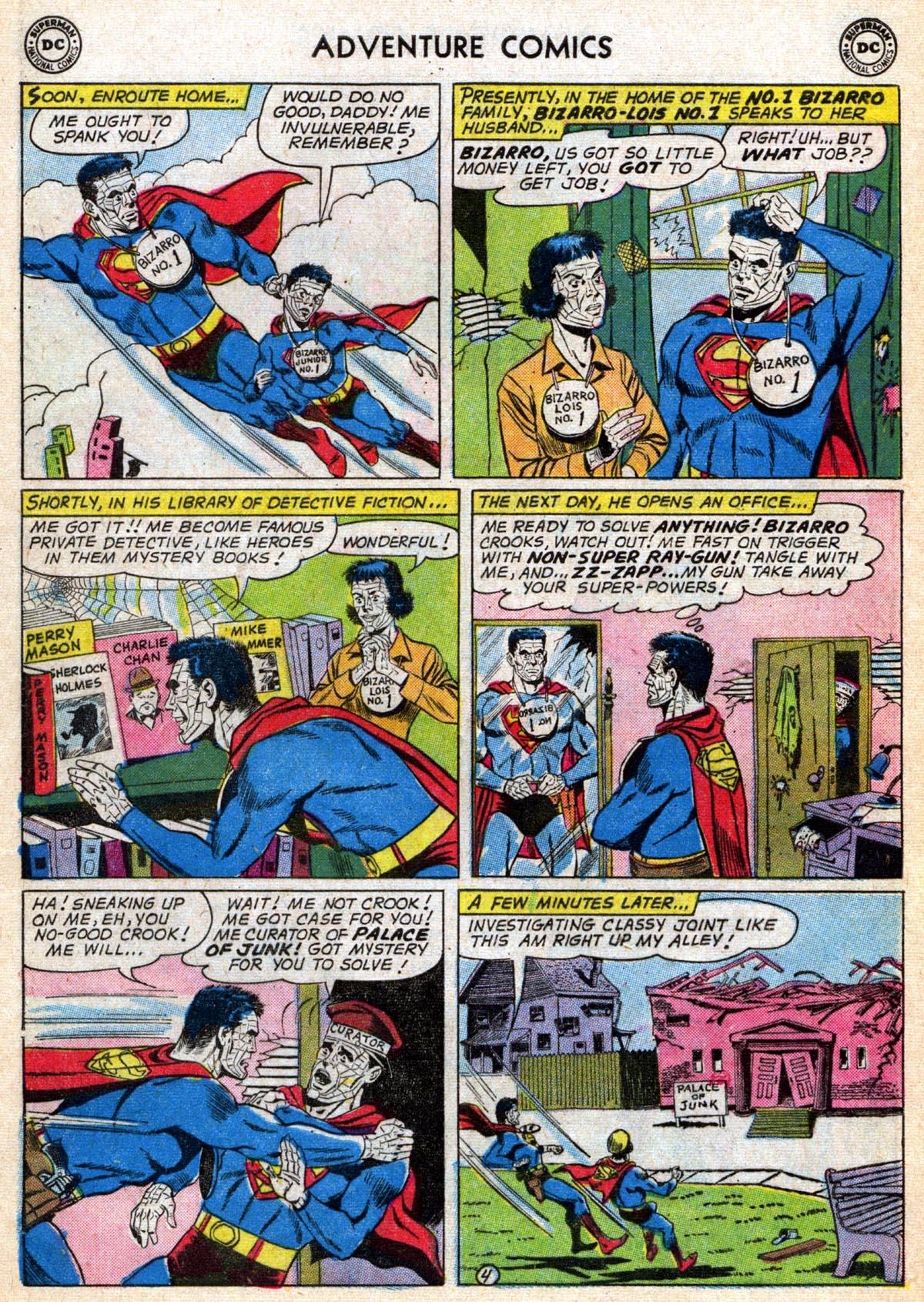 Read online Adventure Comics (1938) comic -  Issue #286 - 24
