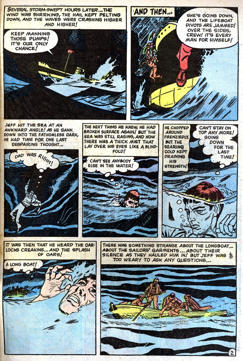 Mystic (1951) issue 61 - Page 25