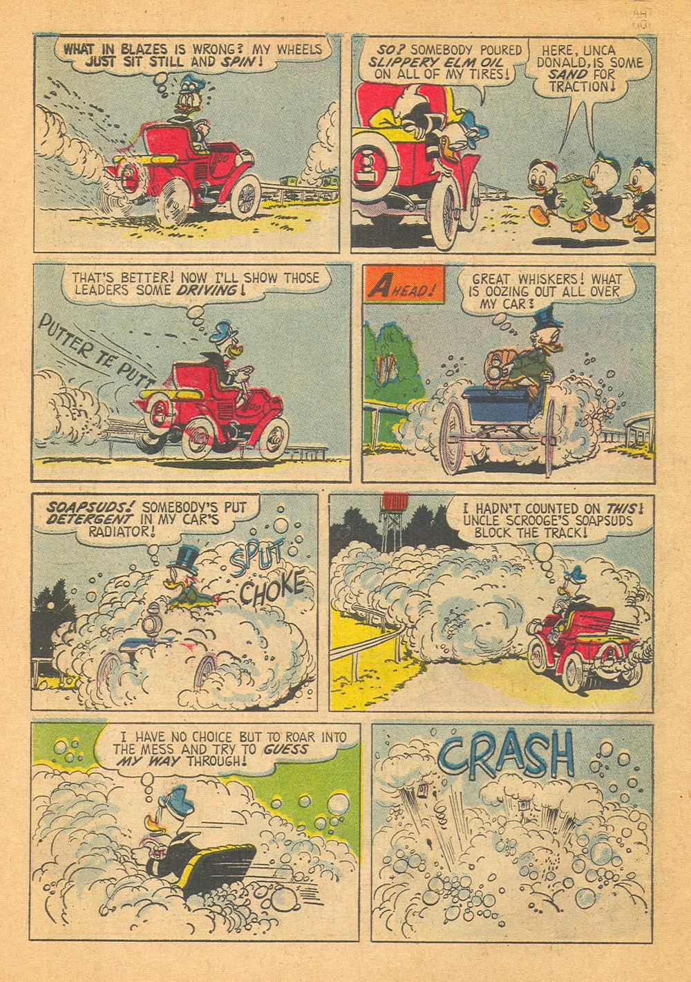 Read online Uncle Scrooge (1953) comic -  Issue #34 - 30