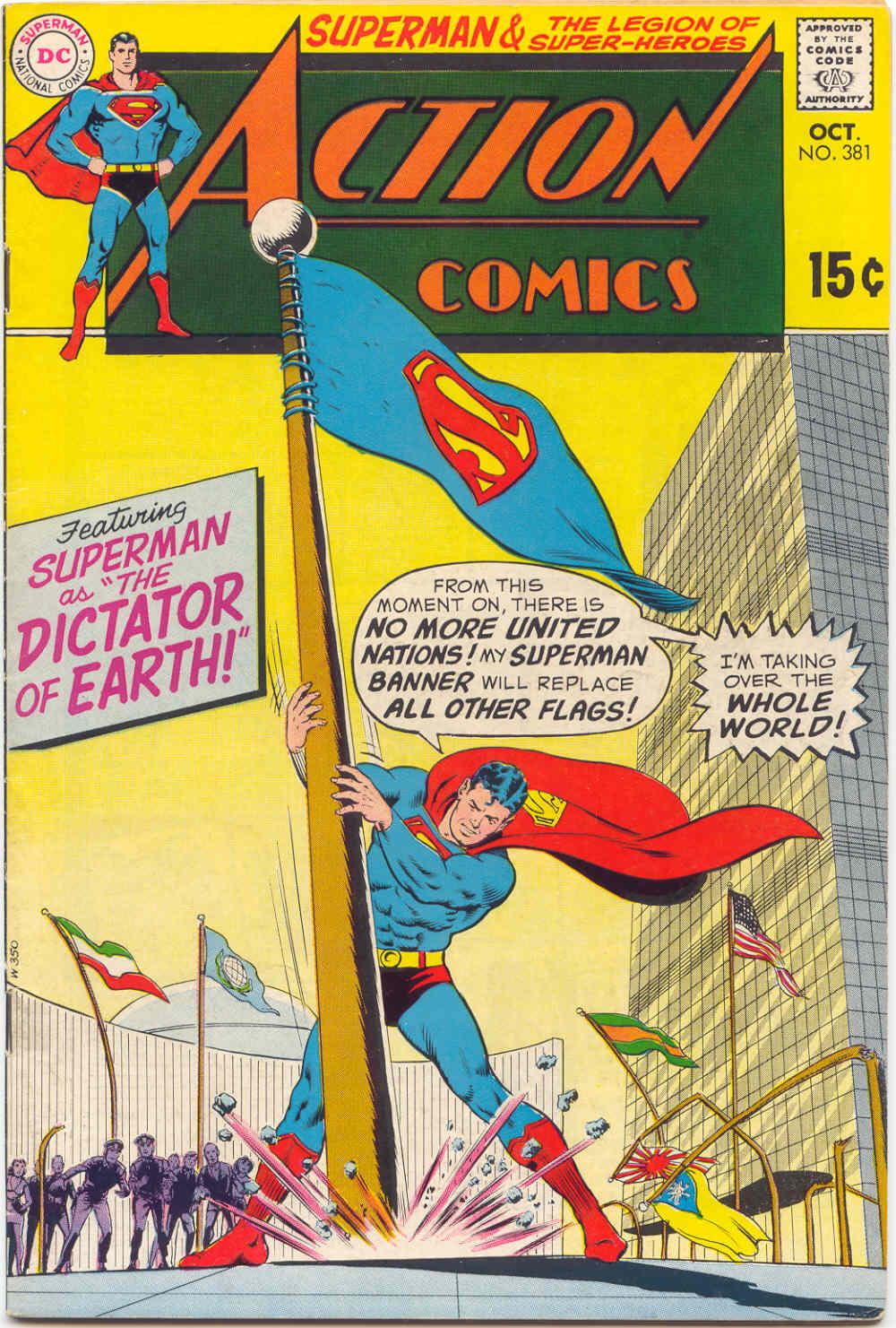 Action Comics (1938) 381 Page 1
