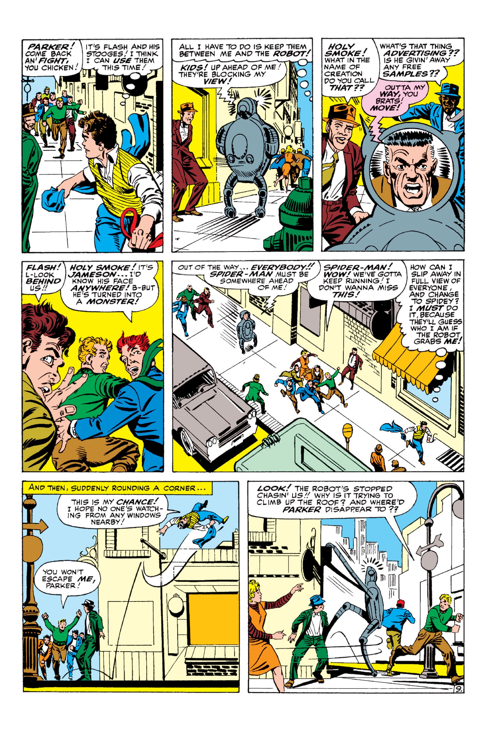 The Amazing Spider-Man (1963) 25 Page 9