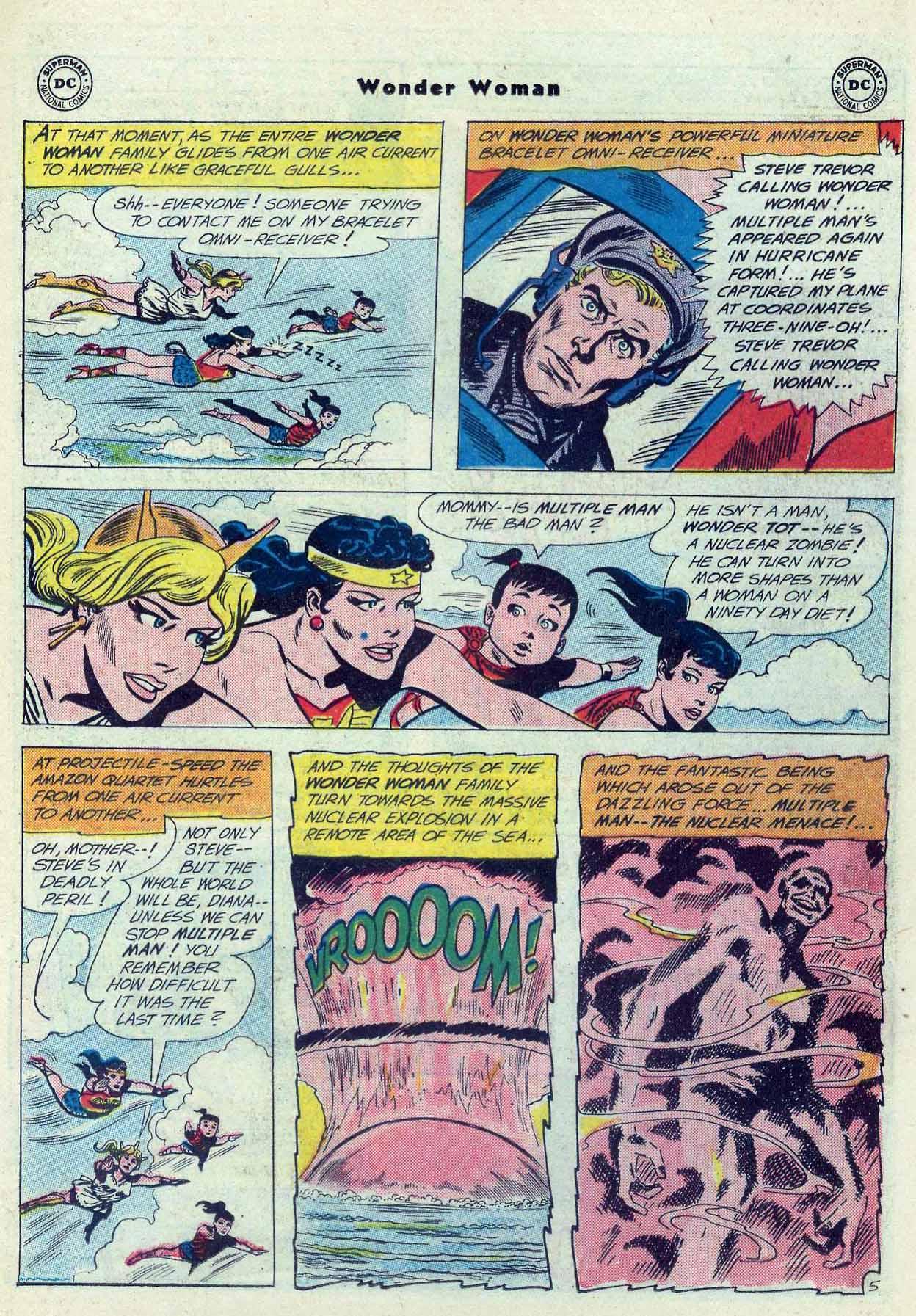 Read online Wonder Woman (1942) comic -  Issue #129 - 7