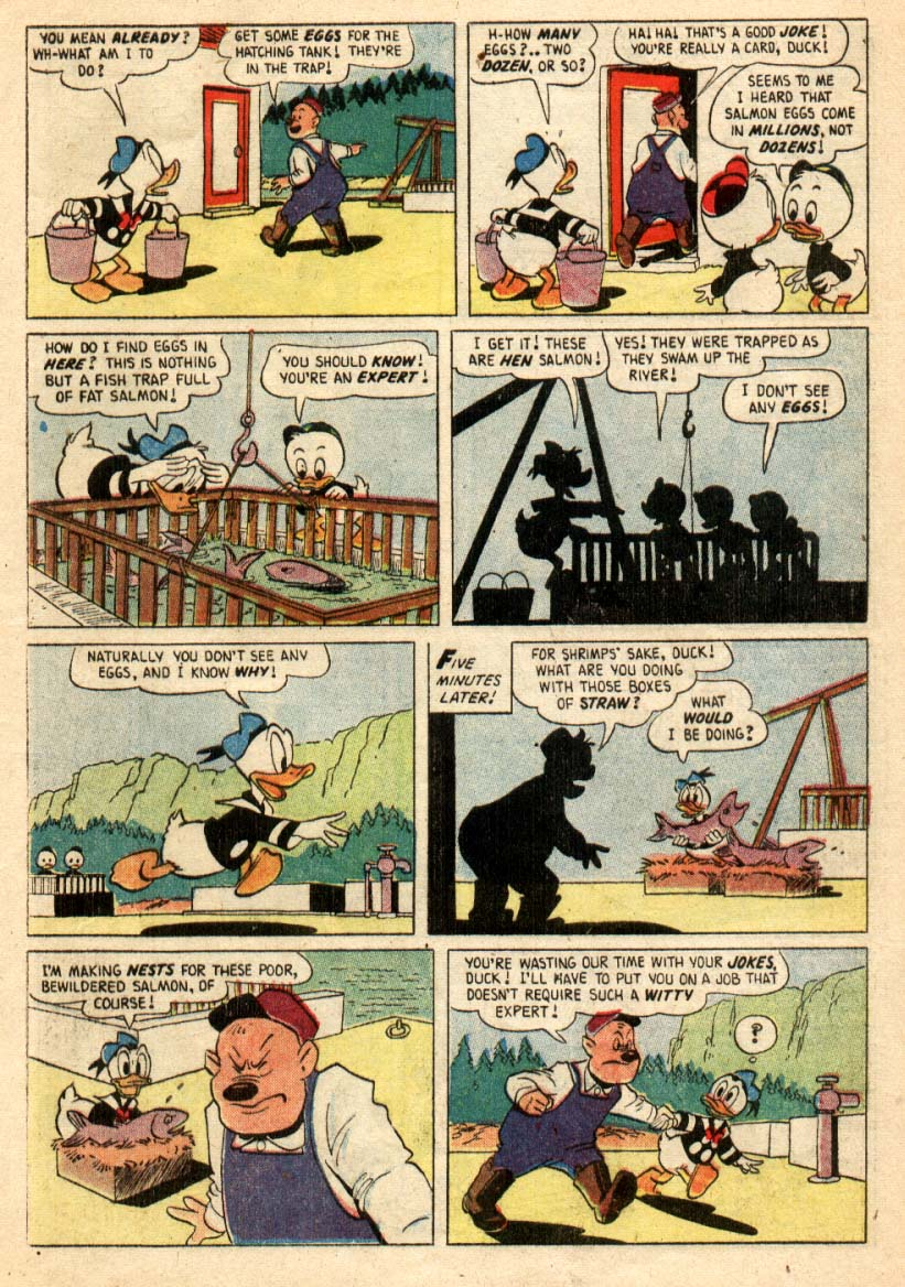 Walt Disney's Comics and Stories issue 192 - Page 5