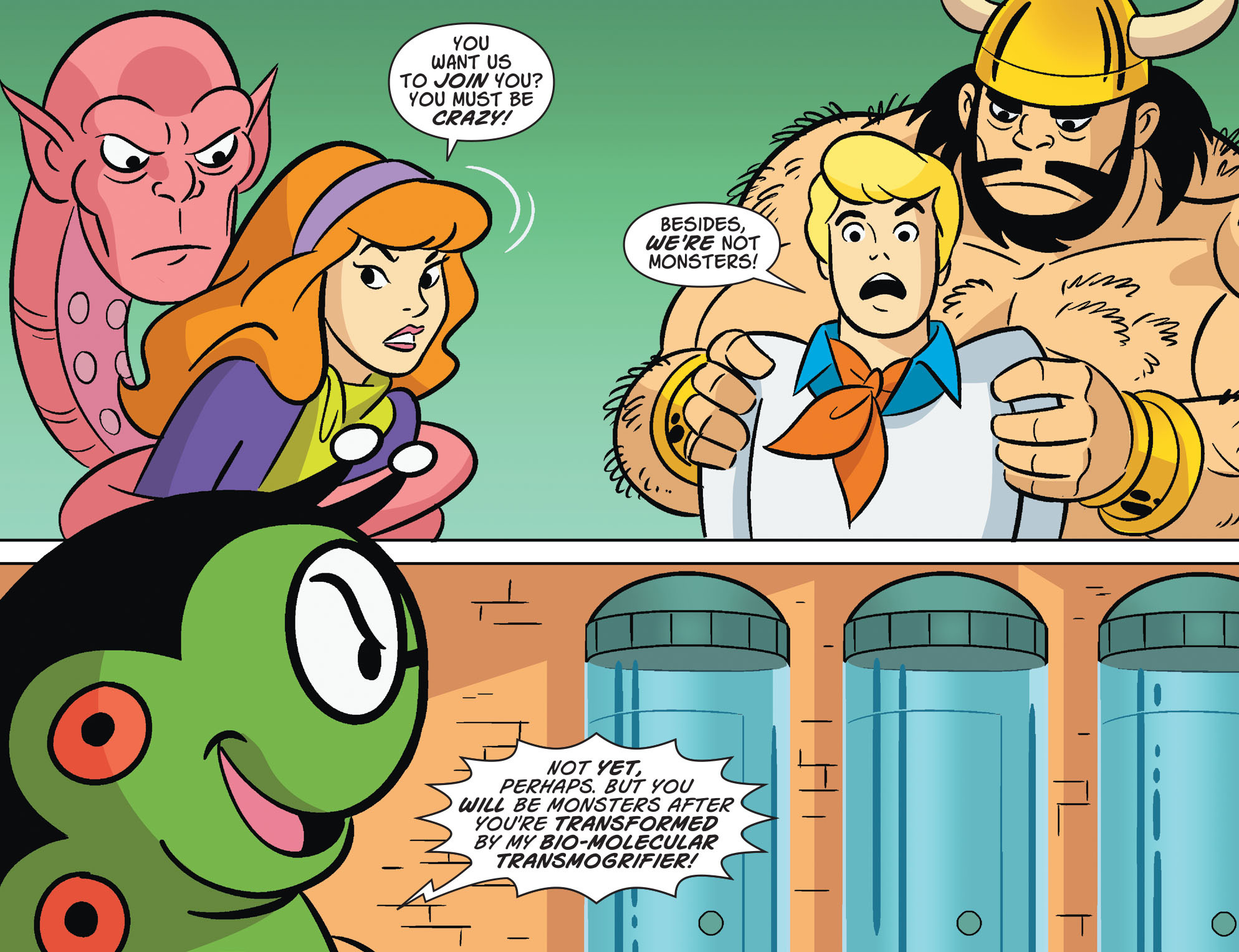 Read online Scooby-Doo! Team-Up comic -  Issue #32 - 5