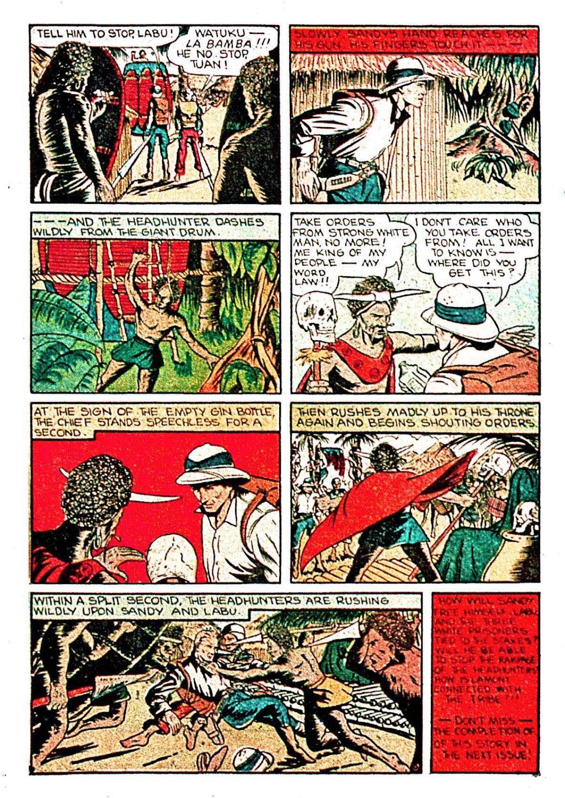Amazing Man Comics issue 5 - Page 37