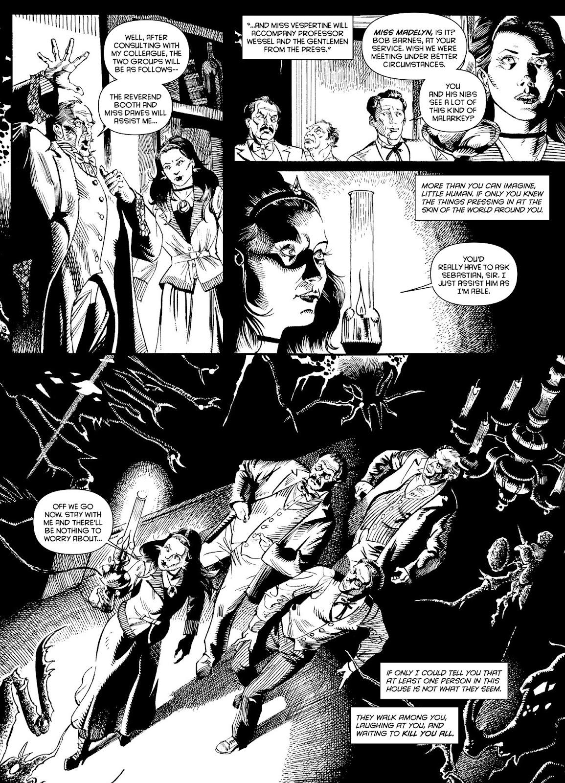 Judge Dredd Megazine (Vol. 5) issue 427 - Page 88