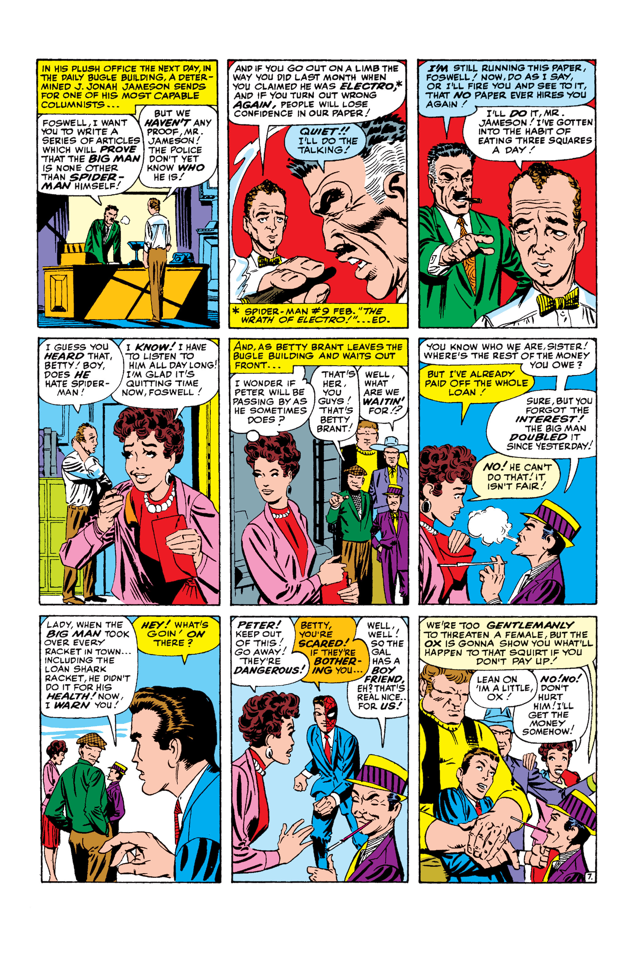 The Amazing Spider-Man (1963) 10 Page 7